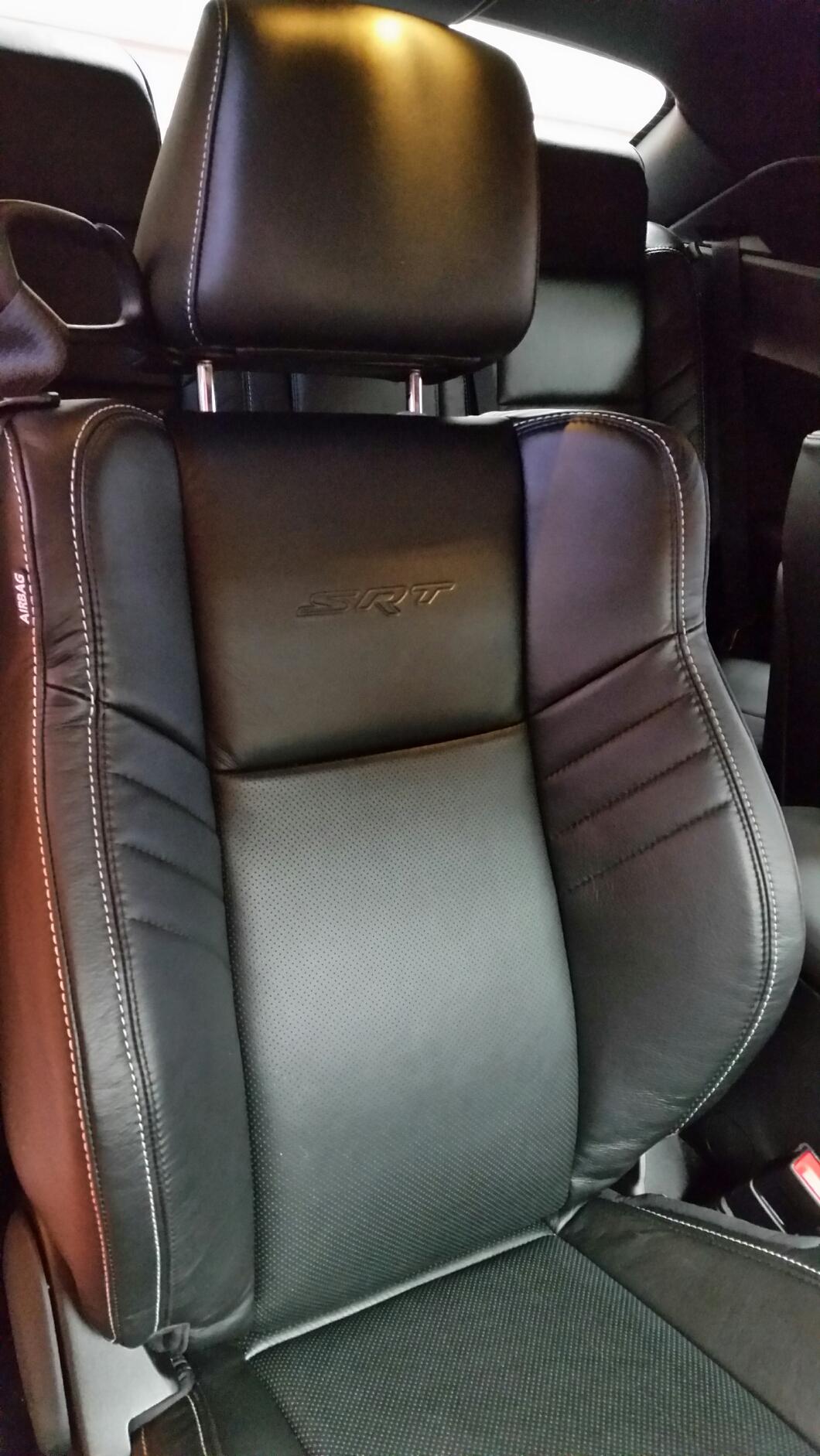 vehicle challenger srt hellcat 2014 11 27 033633jpg - 2015 Dodge Challenger Srt Hellcat Sepia Laguna Leather