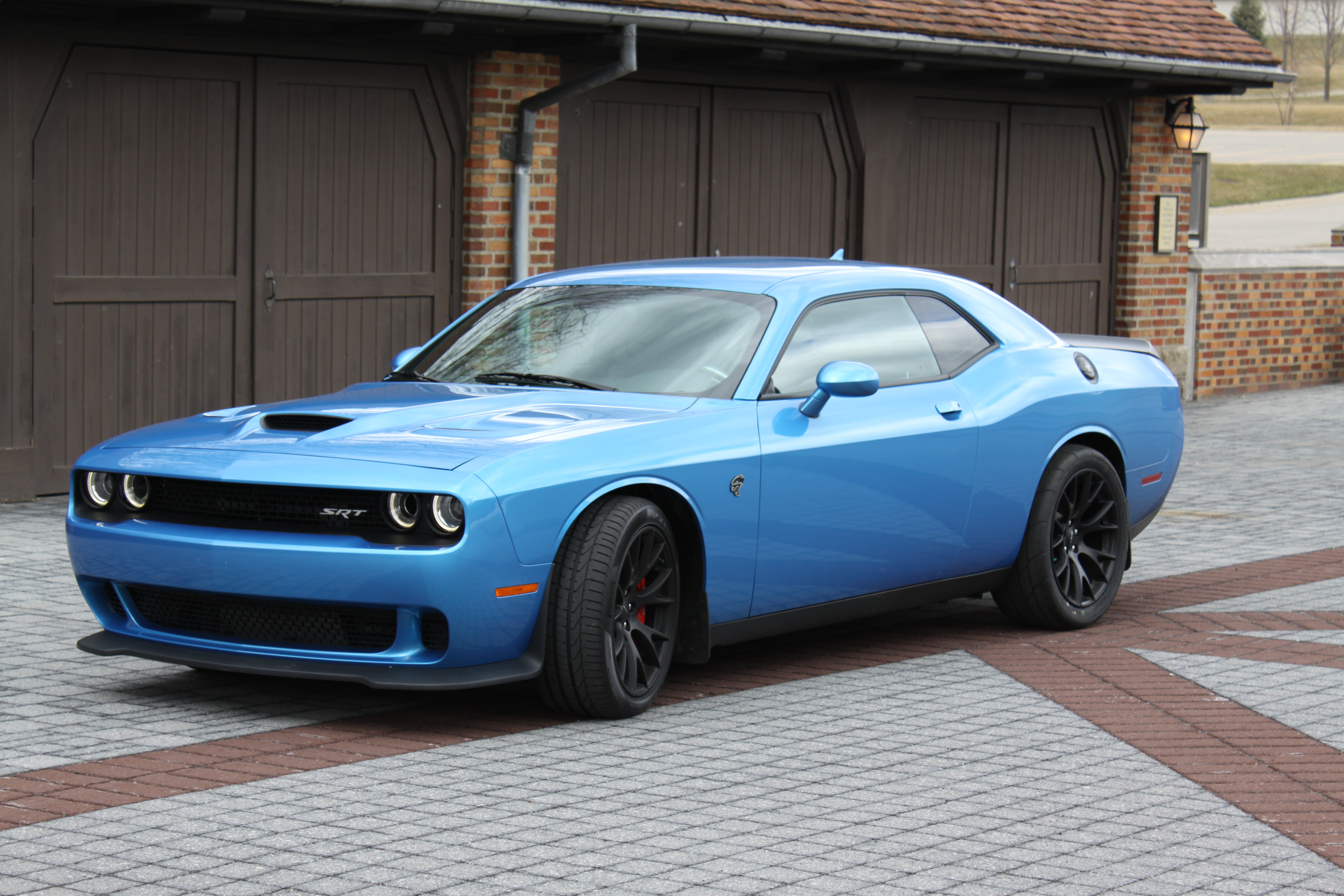 HELLCAT CHALLENGER B5 BLUE...Thoughts and Opinions Please ...