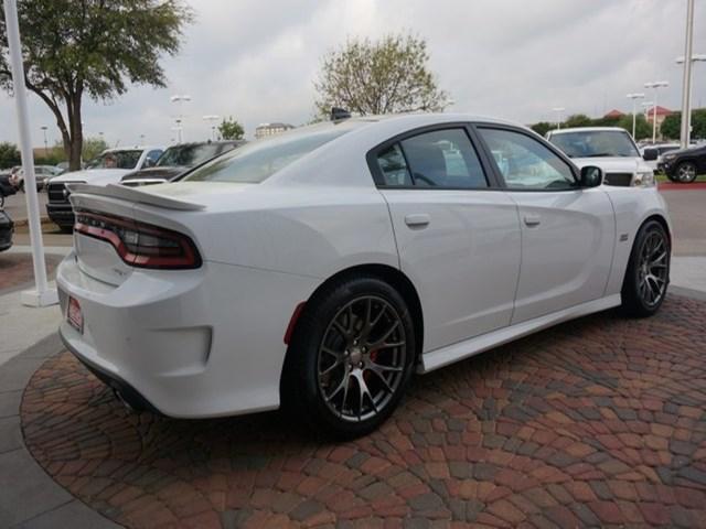 2015 white charger srt392jpeg - Dodge Challenger 2015 Srt8 White