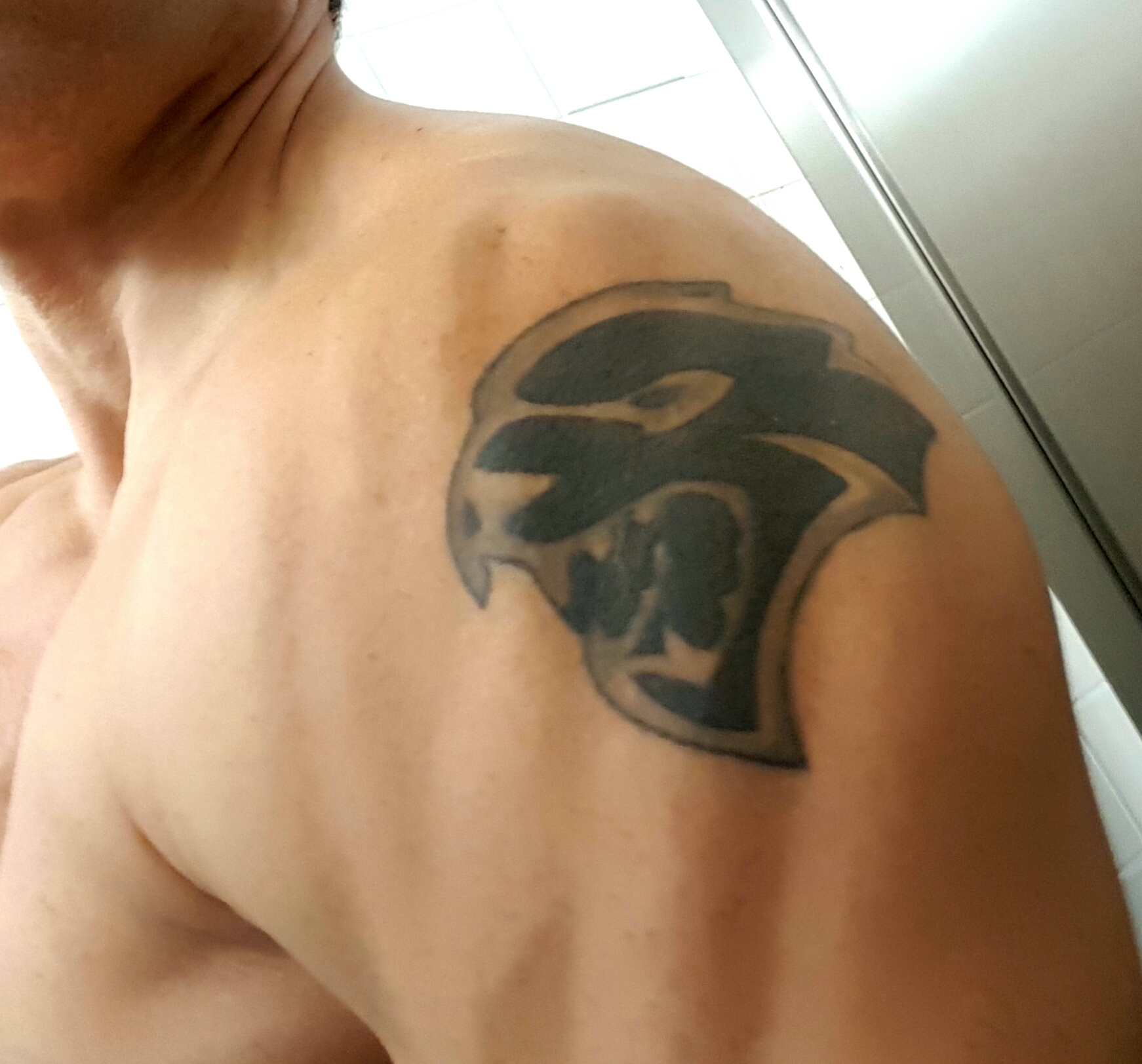 Charger Srt Hellcat >> Hellcat tattoo looks like I'm stuck with the car now | Page 2 | SRT Hellcat Forum