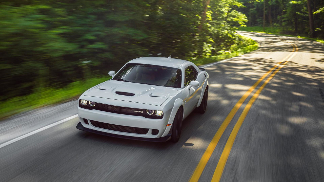 Image Result For The Challenger Srt Hellcat Review