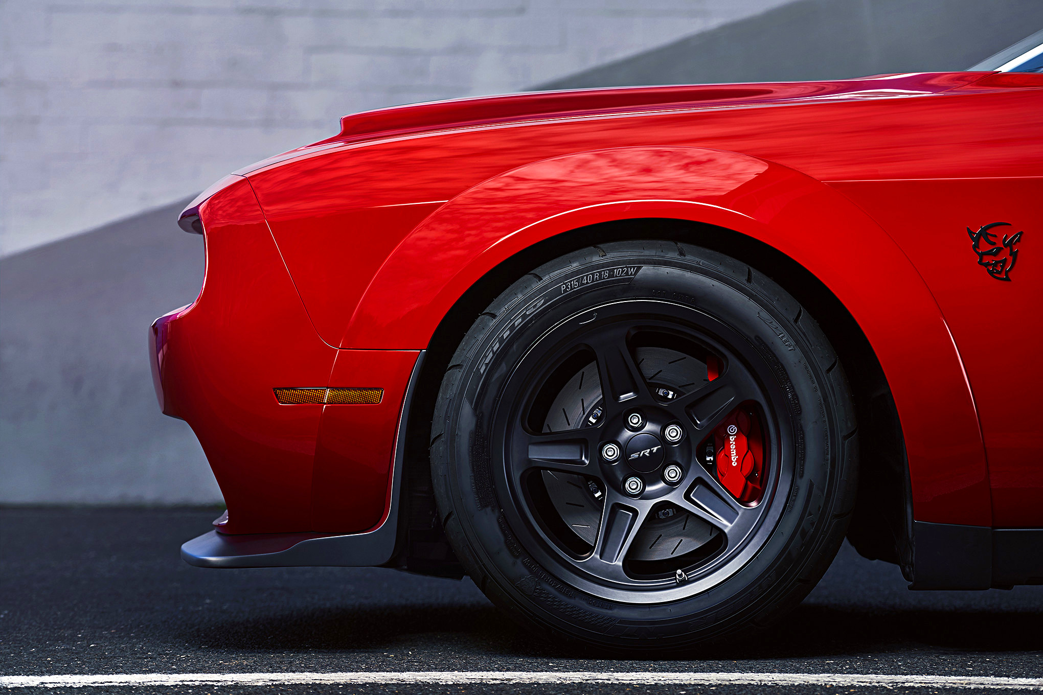 Tires and Wheel Options for the New Demon | SRT Hellcat Forum