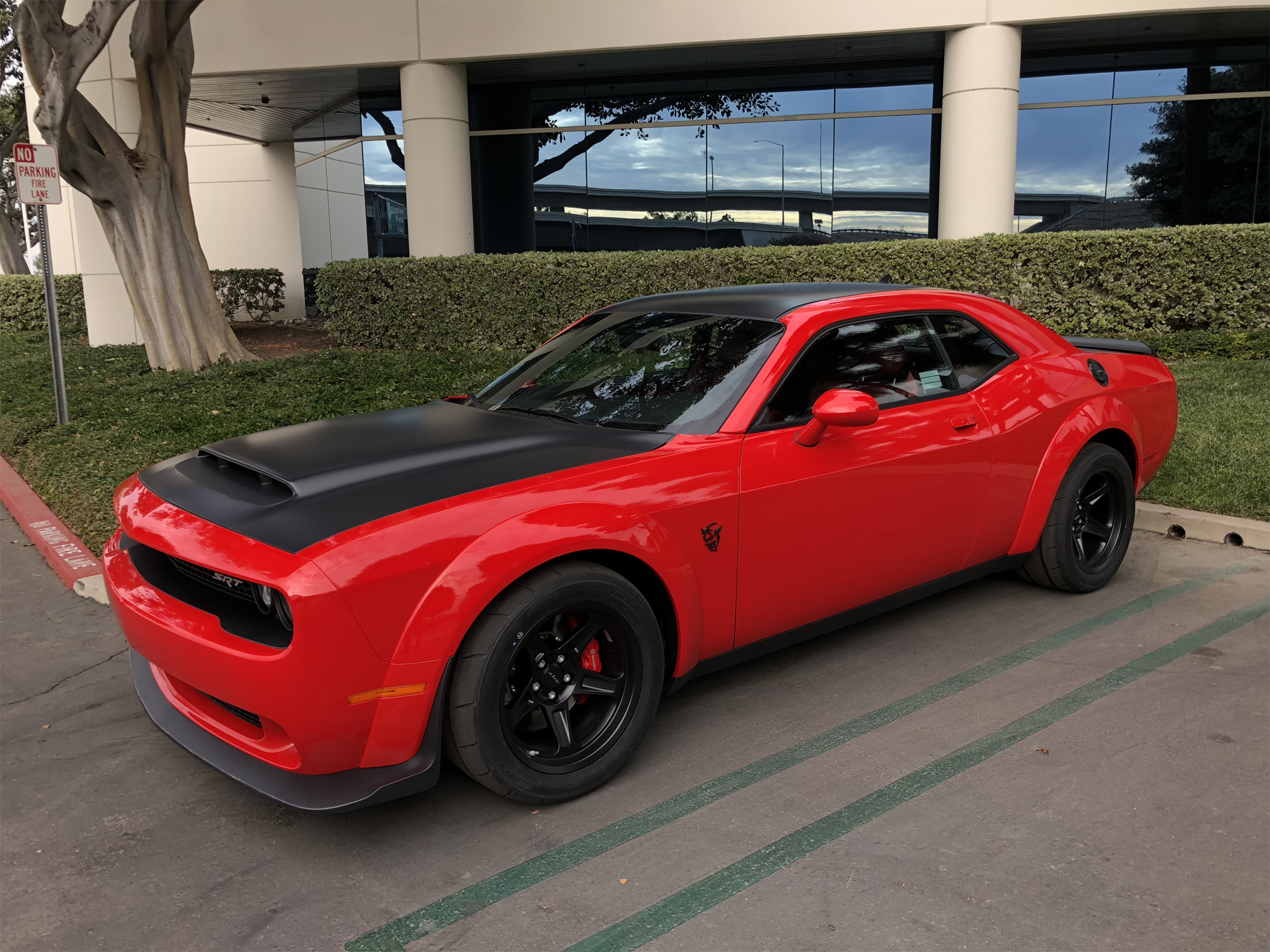 Dodge Demon 75 In Kelley Blue Book Long Term Fleet Srt Hellcat Forum