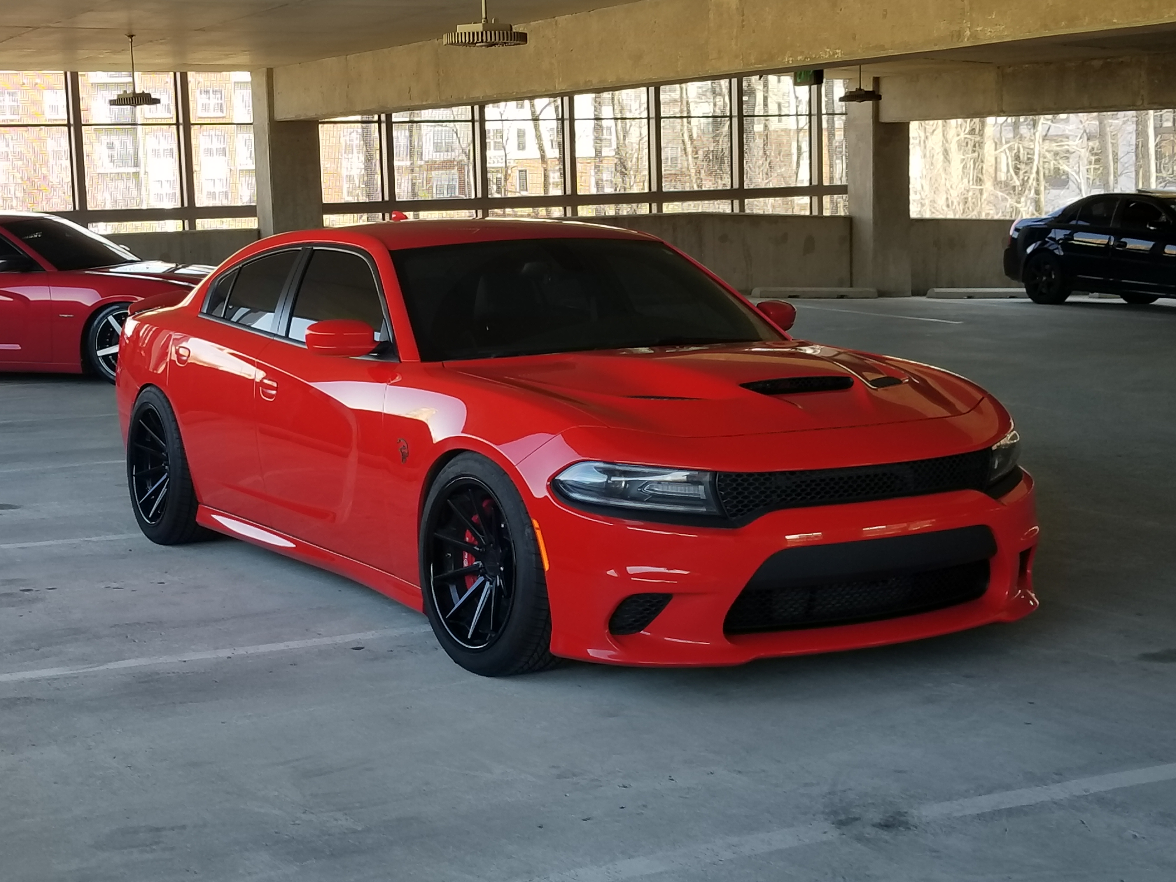 Best Lowering Springs For A 2016 Dodge Charger Hellcat Srt Hellcat Forum