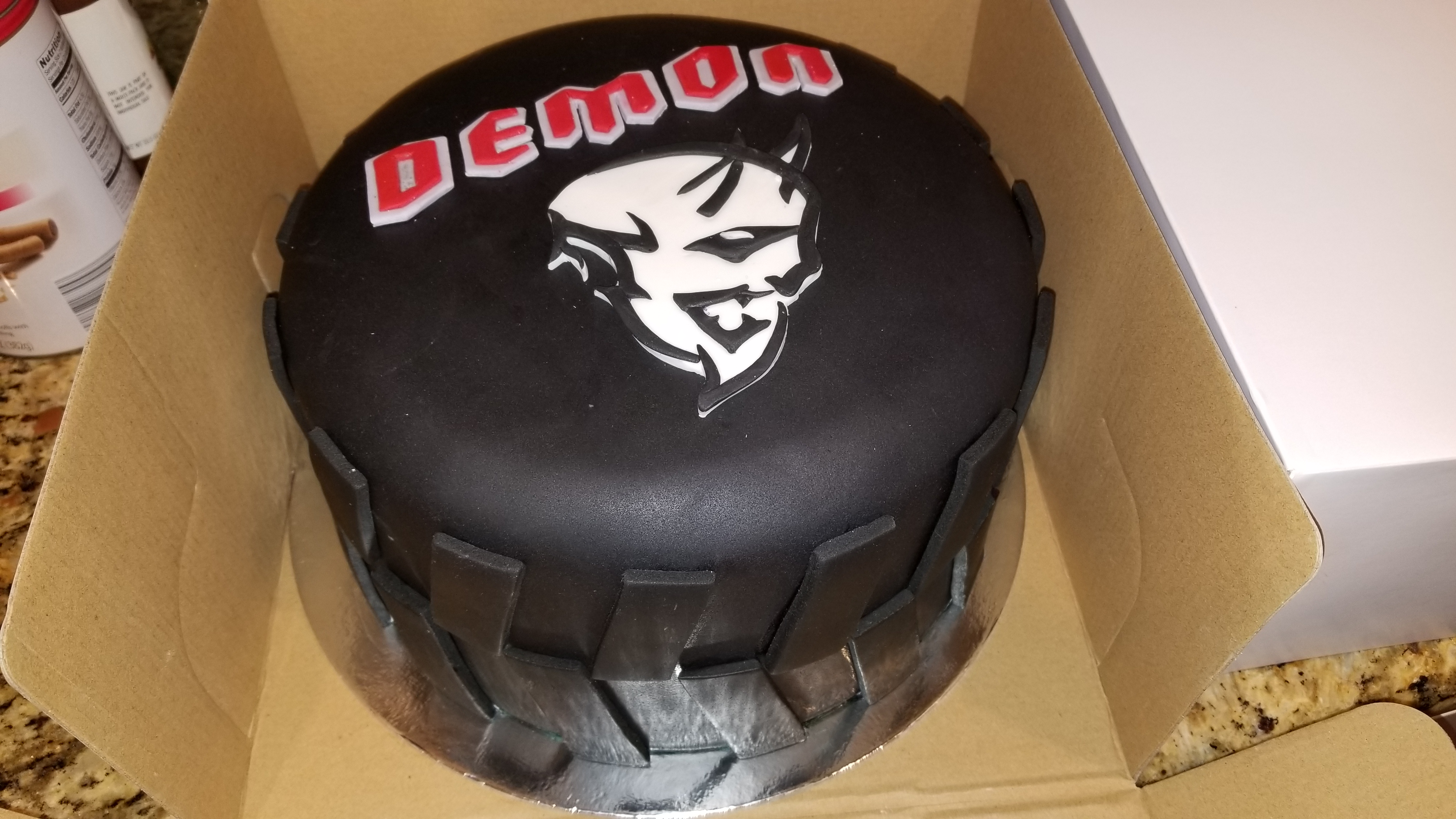 Hows This For A Bday Cake Srt Hellcat Forum