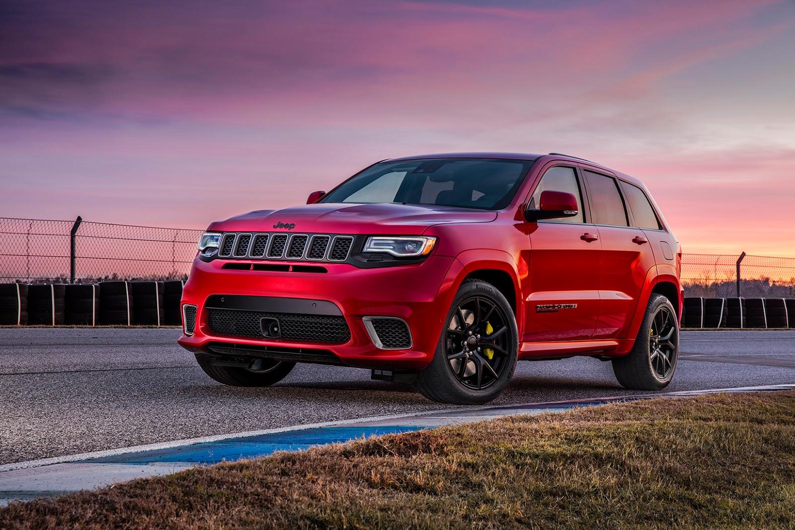 Track Hawk Grand Cherokee >> 2018 Jeep Grand Cherokee Trackhawk | SRT Hellcat Forum