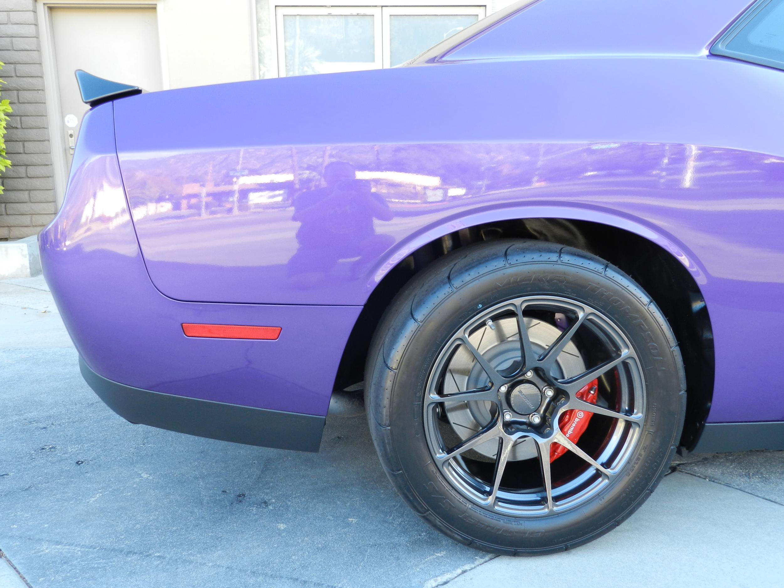 Drag Wheel Conundrum | SRT Hellcat Forum
