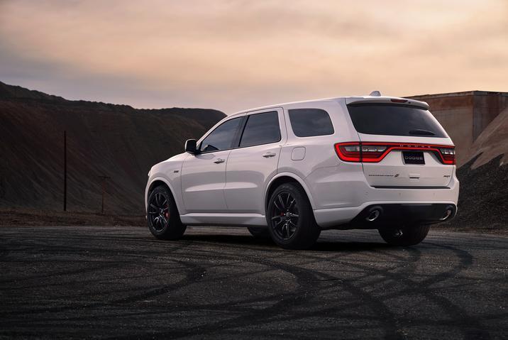 2018 Dodge Durango SRT 392 V8 AWD | SRT Hellcat Forum