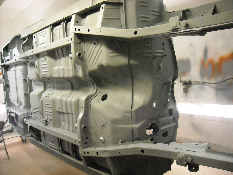 DON - 1968 charger underside work seams  repair prep and prime aug20 008.jpg