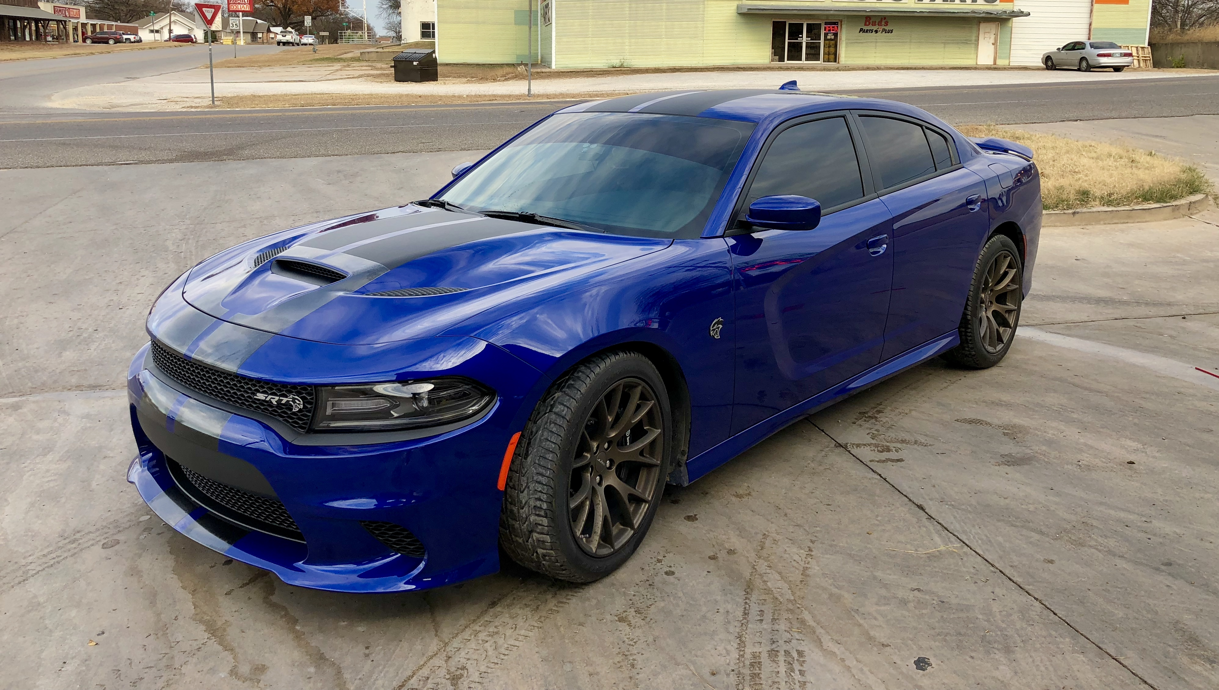 Dodge Challenger Hellcat Blue >> 2015 Hellcat gone and my 2018 is in. | SRT Hellcat Forum