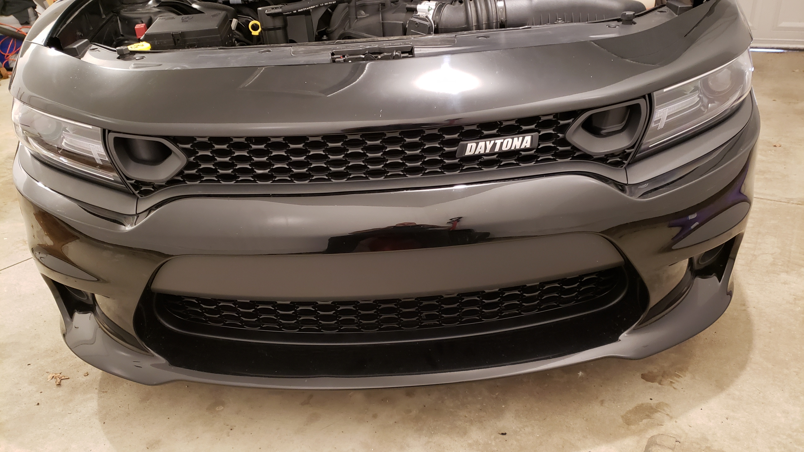 2019 Charger Grille Install Srt Hellcat Forum