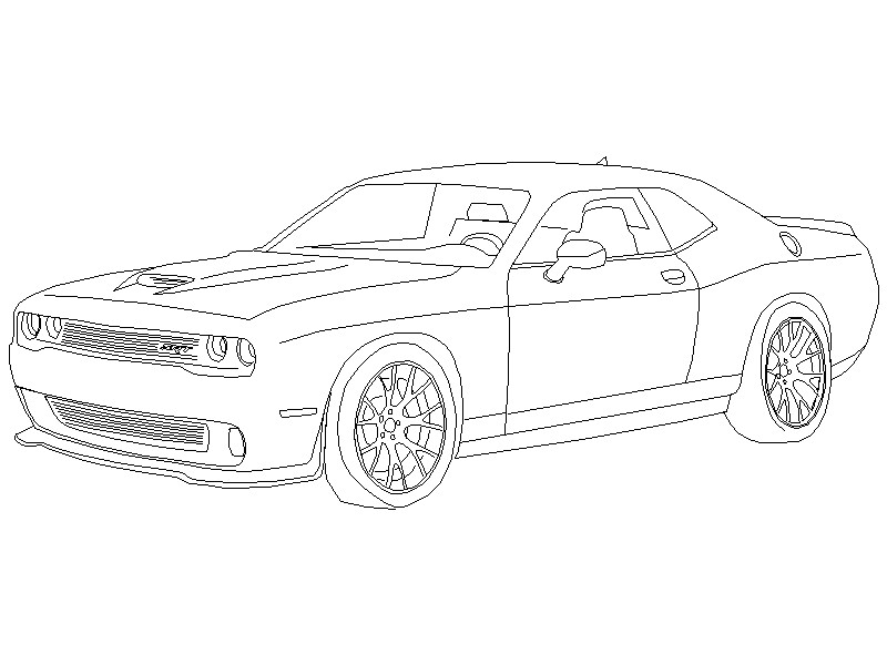 hellcat tracing  bored waiting
