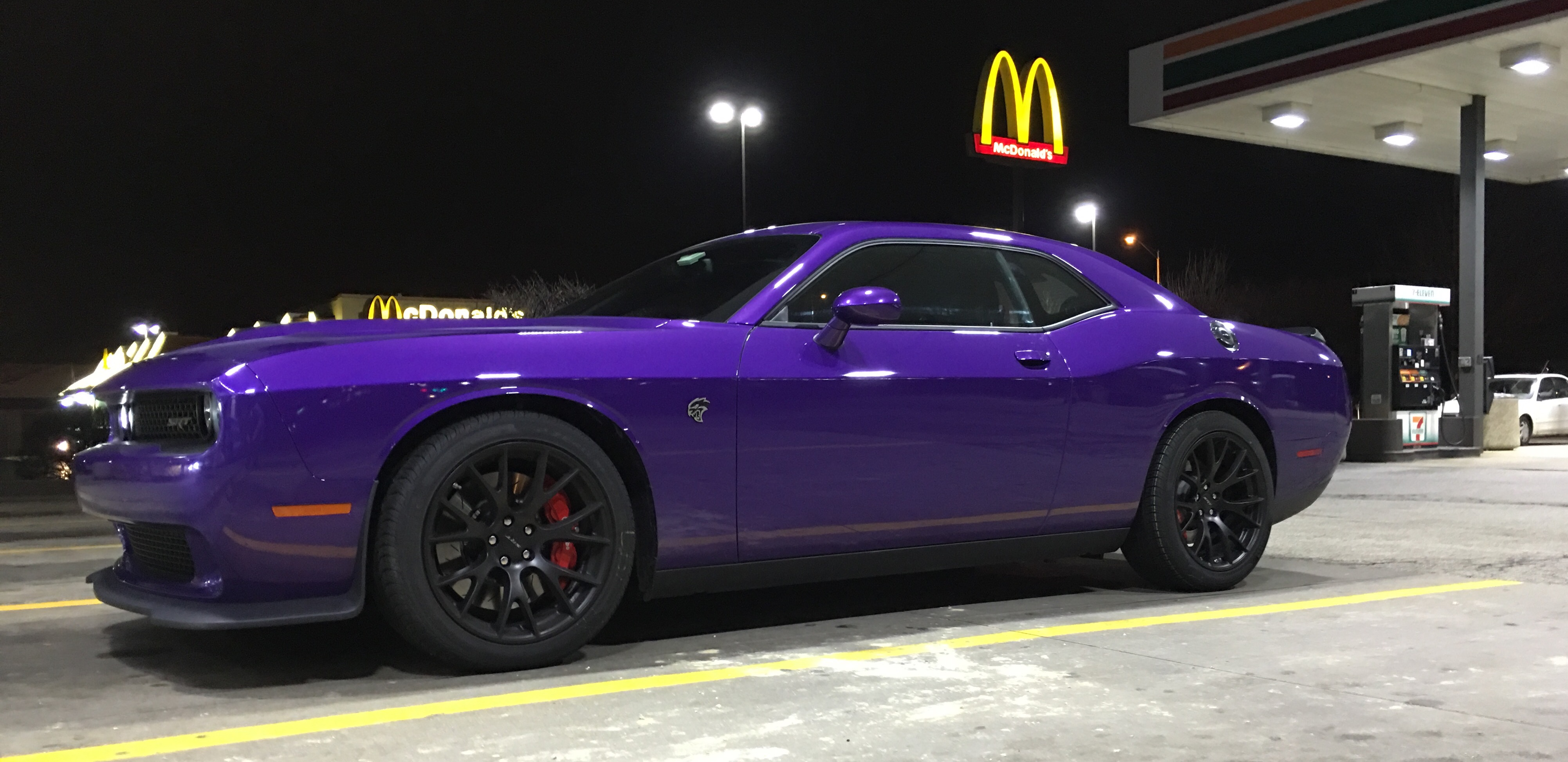 Plum Crazy Purple Hellcat Photos Page 13 Srt Hellcat Forum