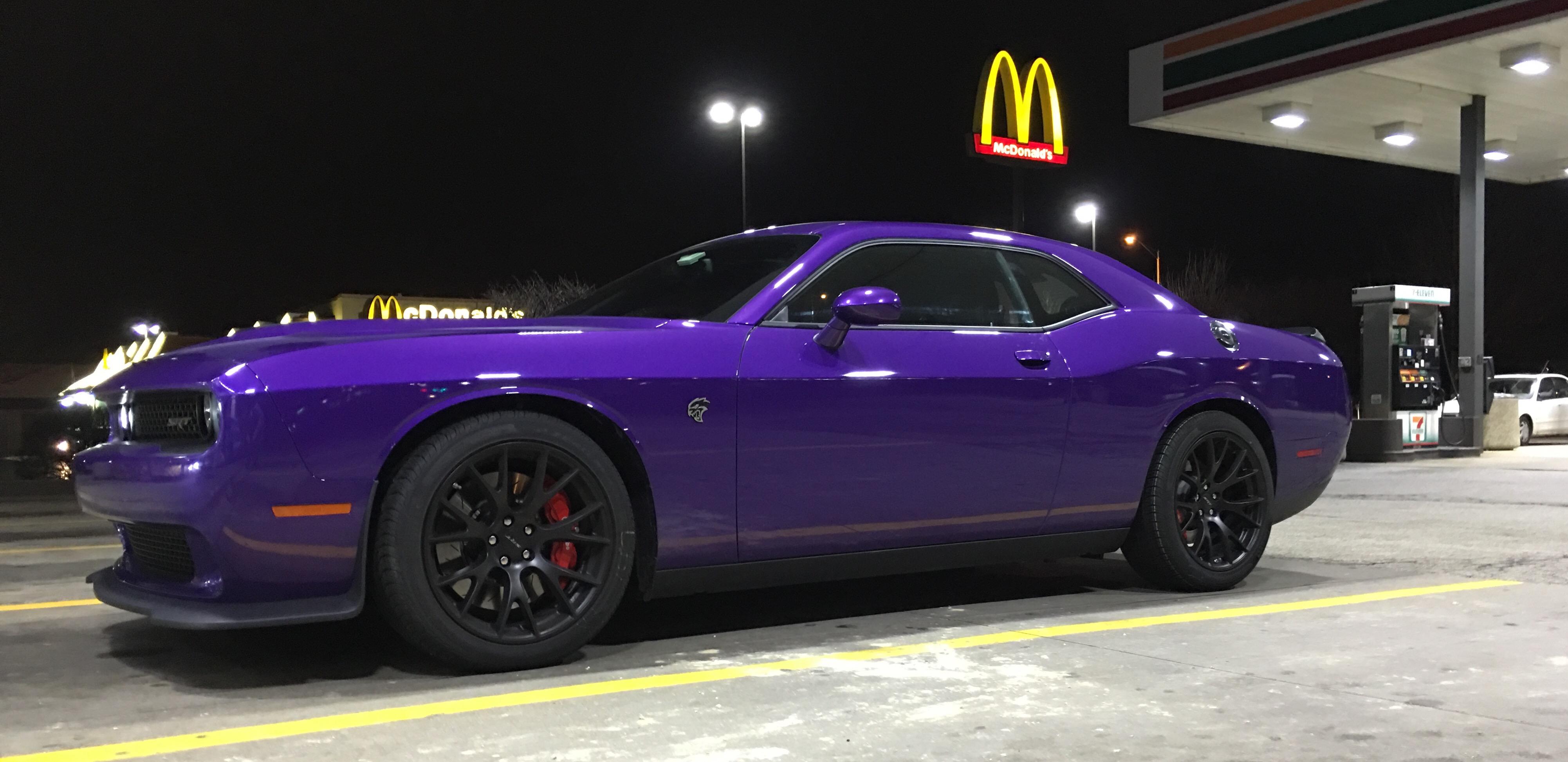 2015 Dodge Challenger Srt Hellcat >> Plum Crazy Purple Hellcat Photos | Page 13 | SRT Hellcat Forum