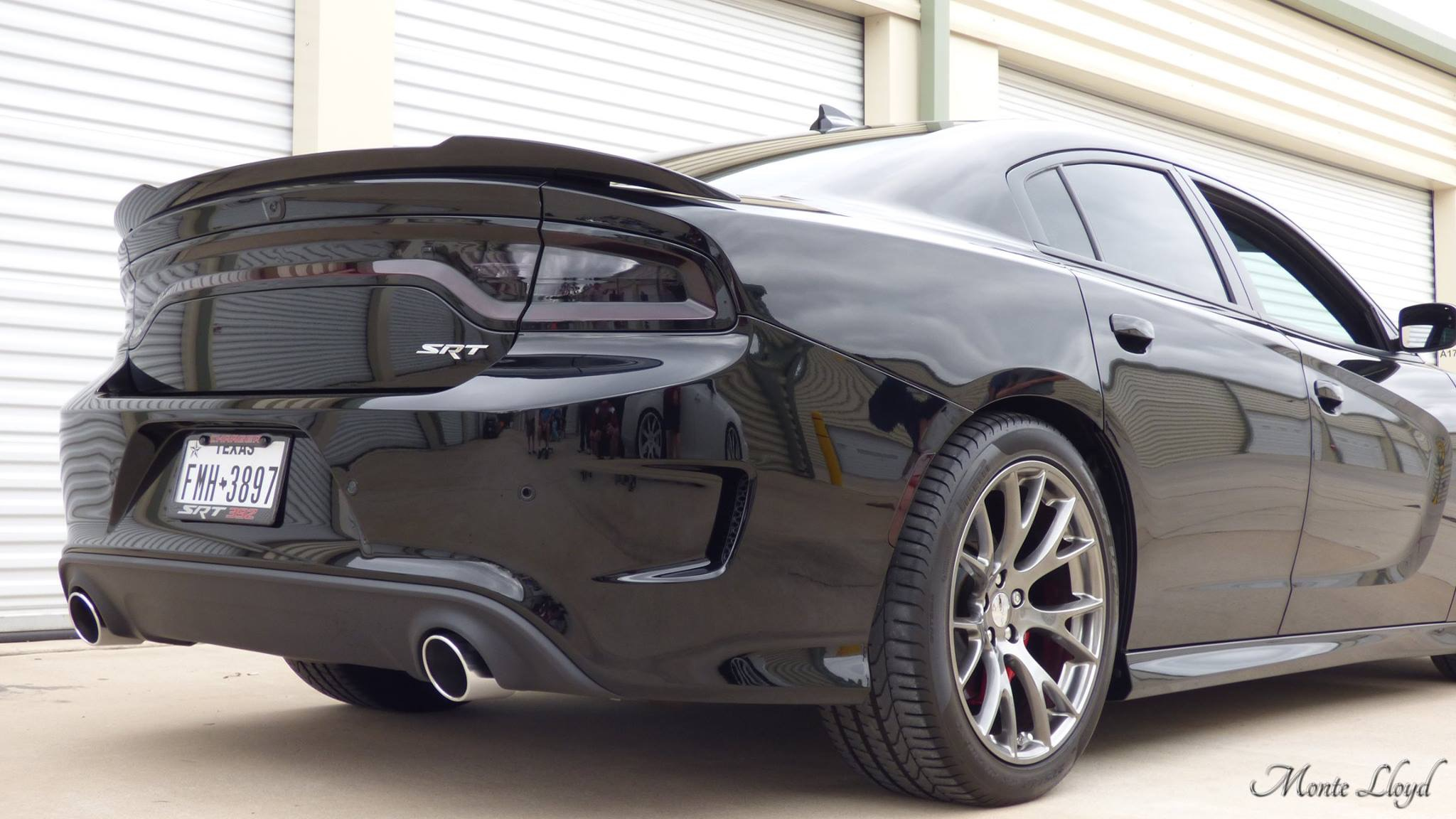 2015 Dodge Charger SRT 392 lowered | SRT Hellcat Forum