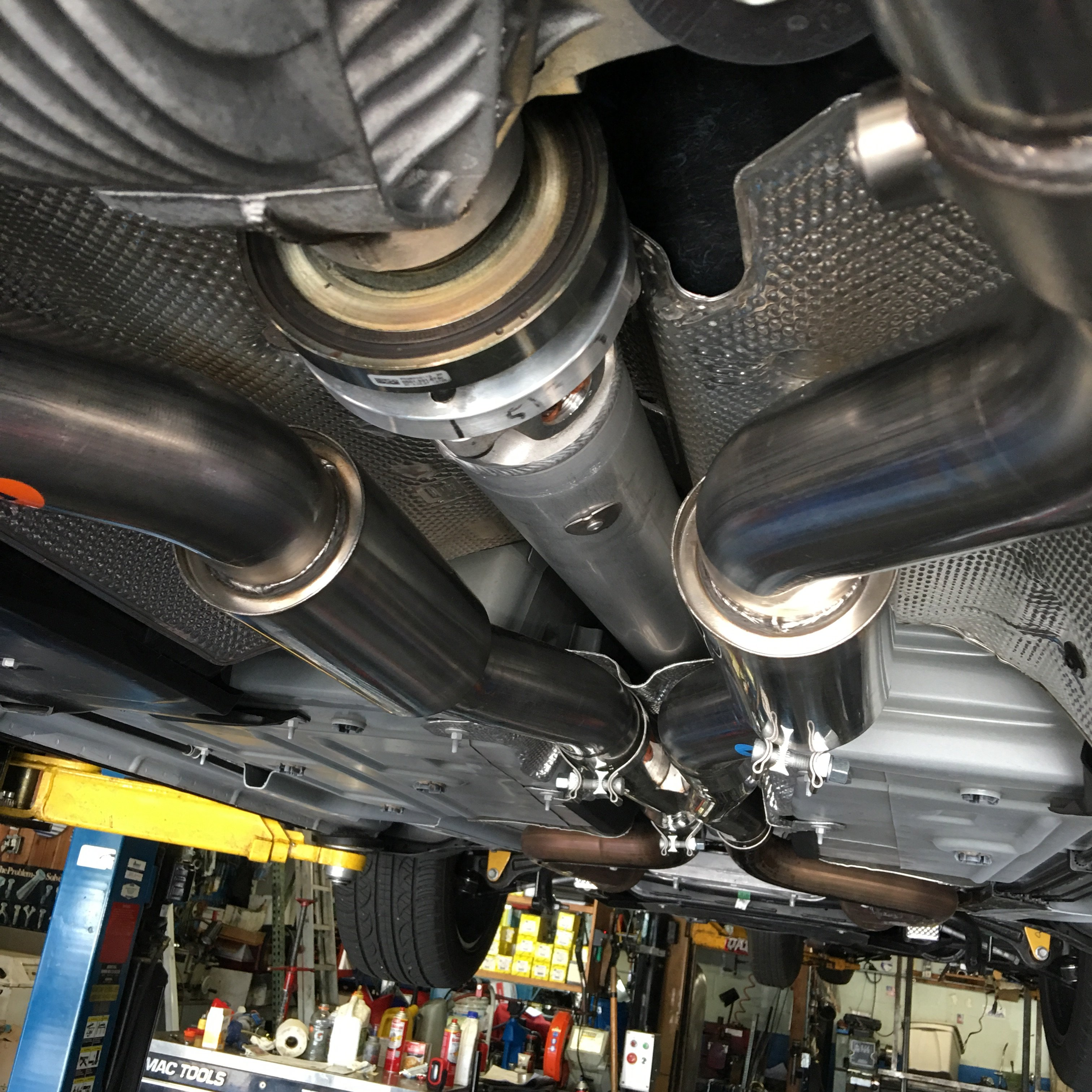 Borla ATAK Cat back exhaust install | Page 5 | SRT Hellcat Forum