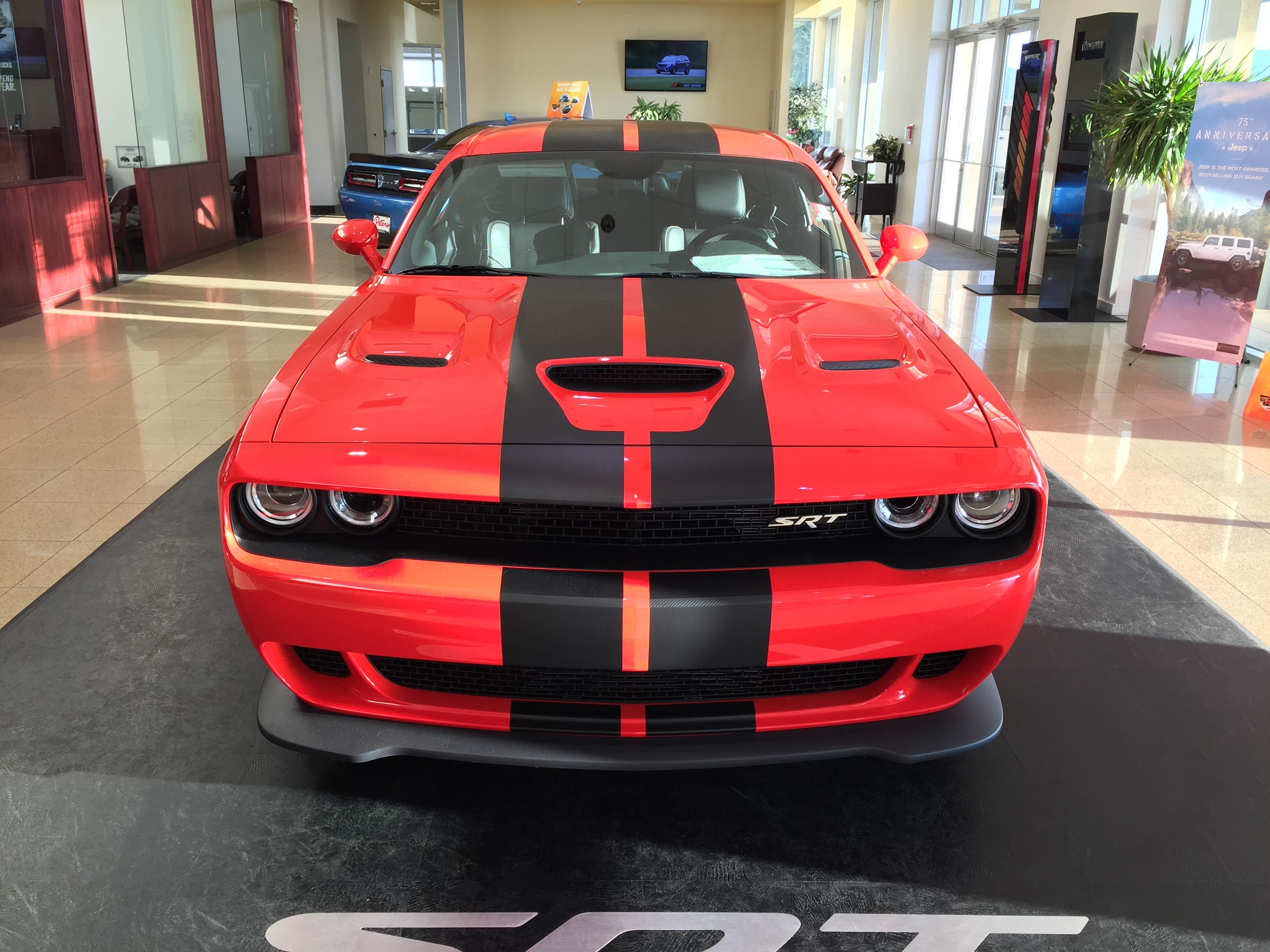 Hellcat Challenger For Sale >> Still for sale. MSRP dealer | SRT Hellcat Forum