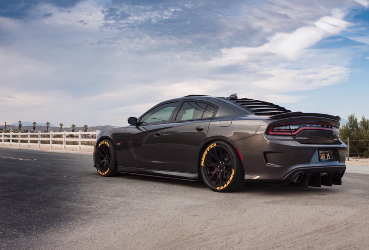 2017 Dodge Charger Srt >> Any aftermarket parts for the rear of HC charger? | SRT Hellcat Forum