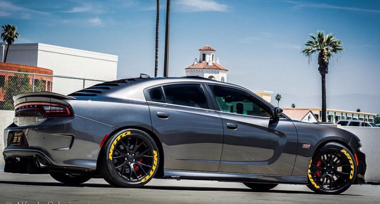 aftermarket dodge charger parts