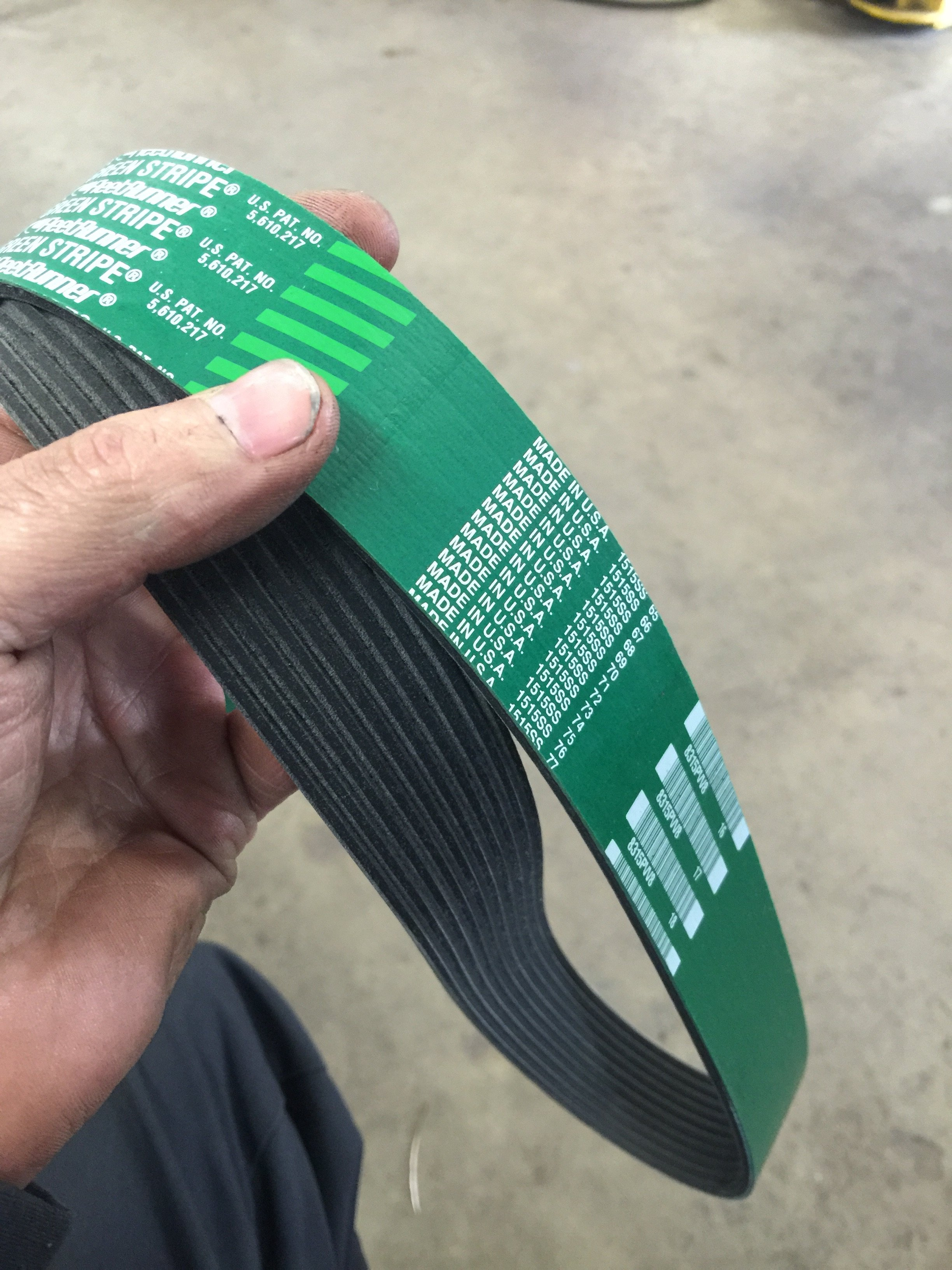 Belt Wear Fixed This Is What You Need Srt Hellcat Forum