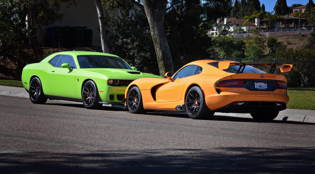 Challenger Hellcat Vs Viper Ta Srt Hellcat Forum
