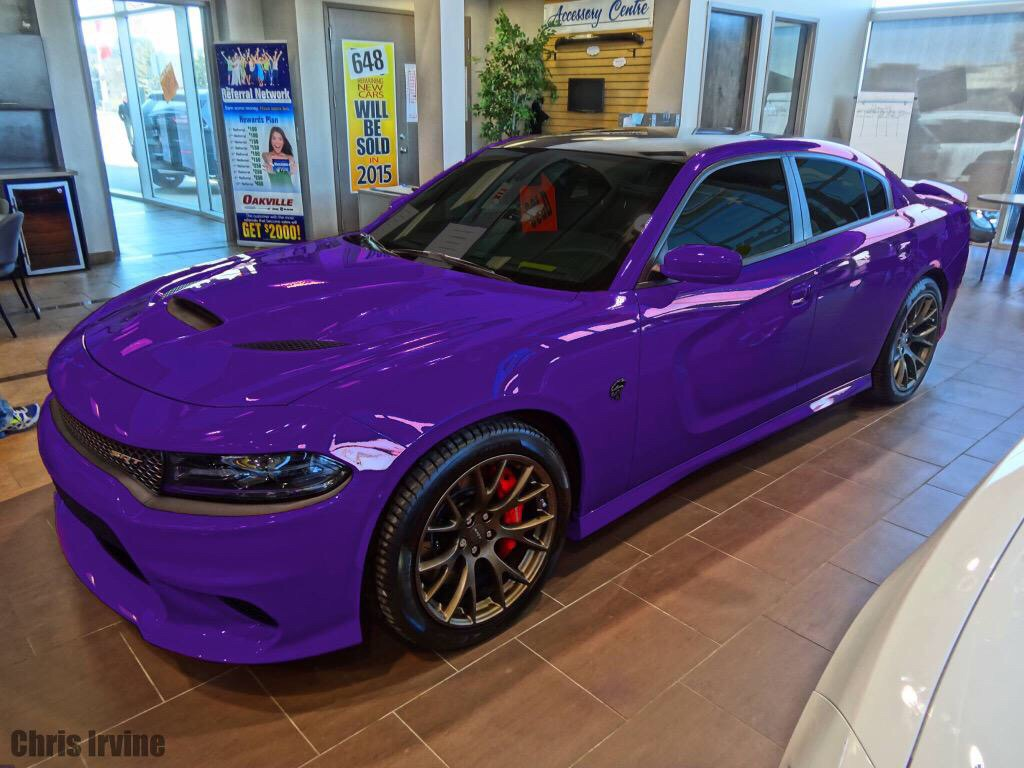 imagejpg - 2016 Dodge Charger Hellcat Blue