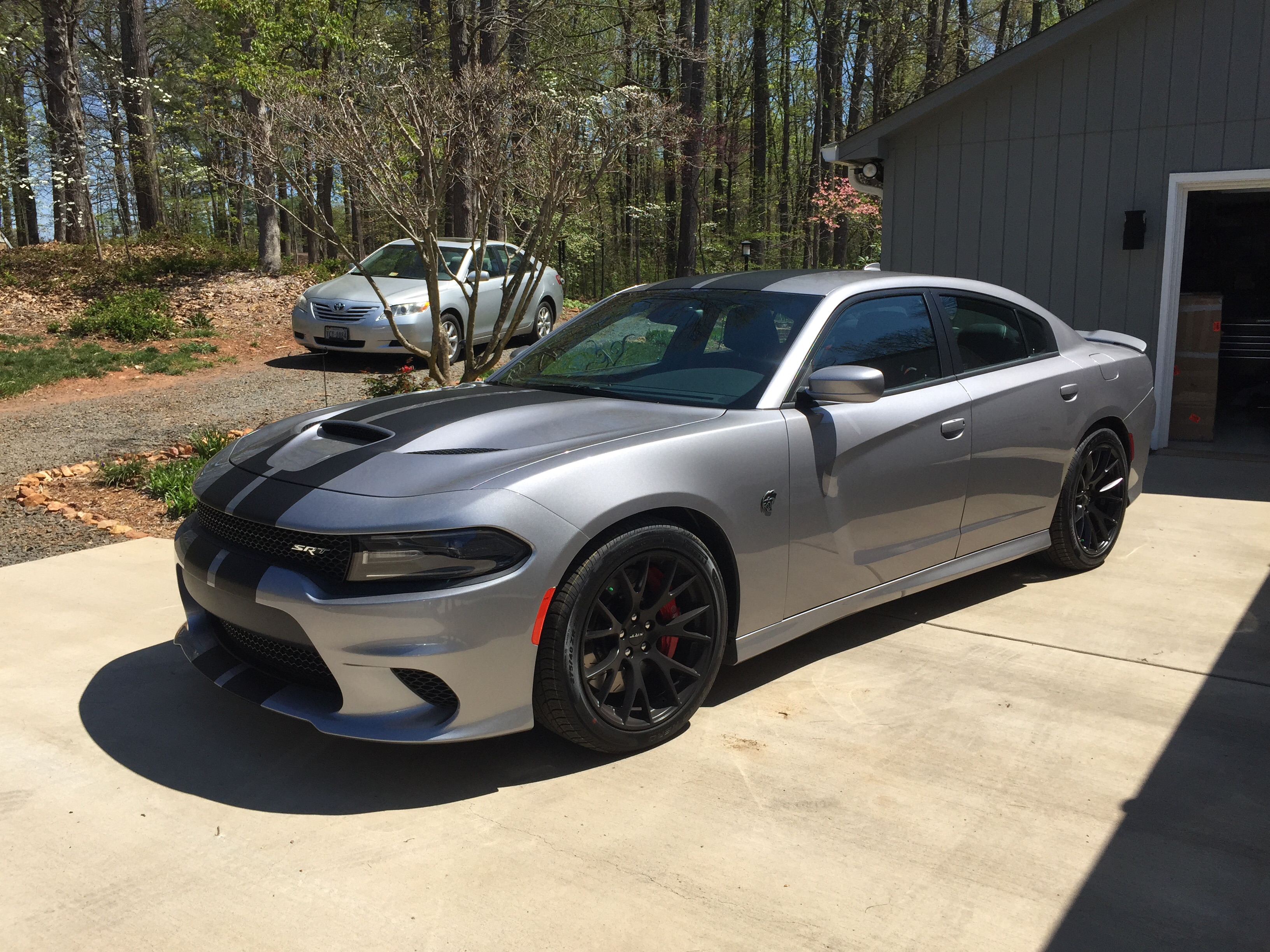 Any Billet Silver Owners Srt Hellcat Forum