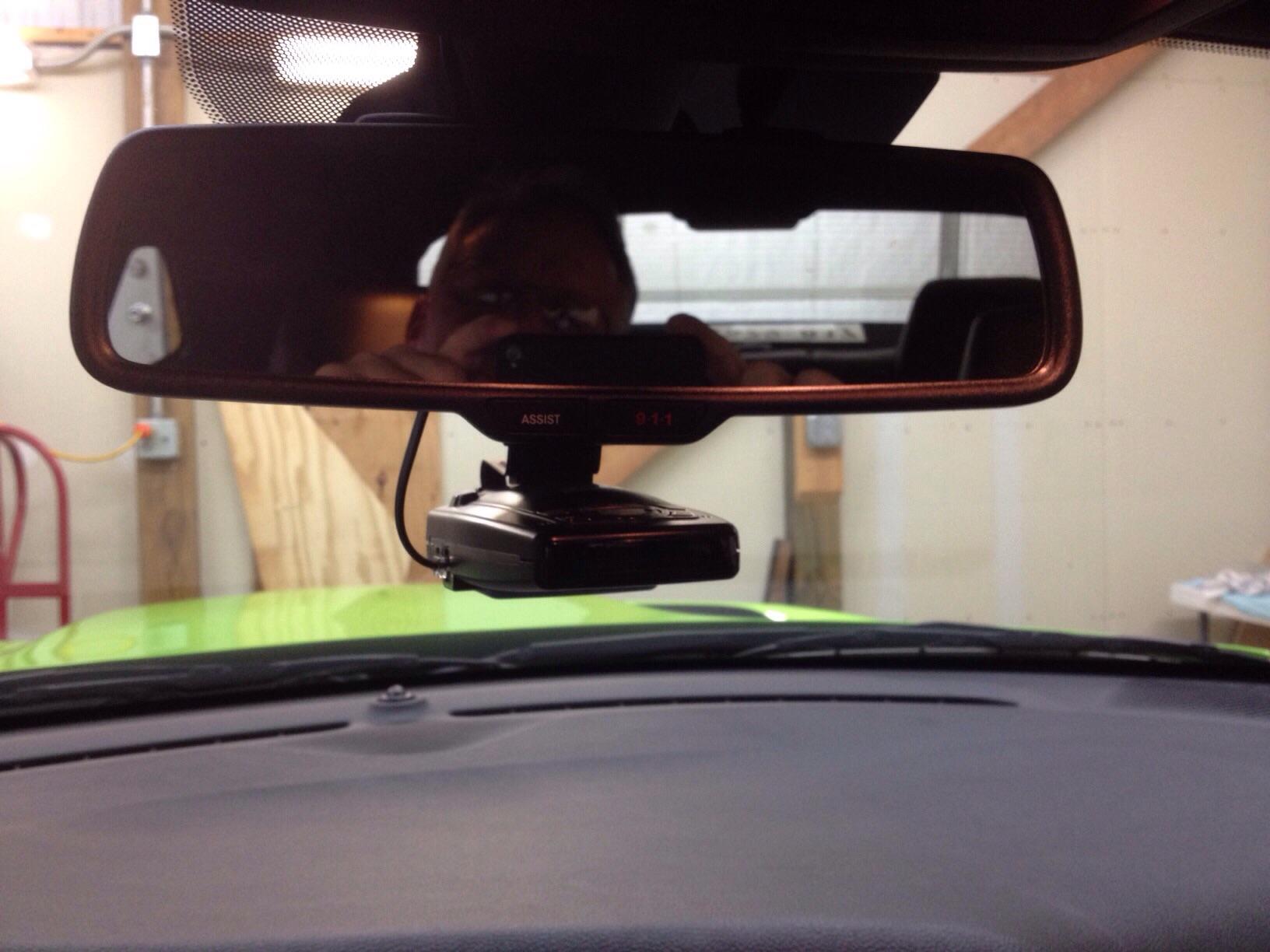 Challenger Side Mirror Wiring Diagram For Dodge Radar Detector Install Srt Forum Image