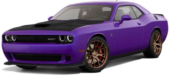 PLUM CRAZY HELLCAT ON ITS WAY ORDERED TODAY!!!But was originally ...
