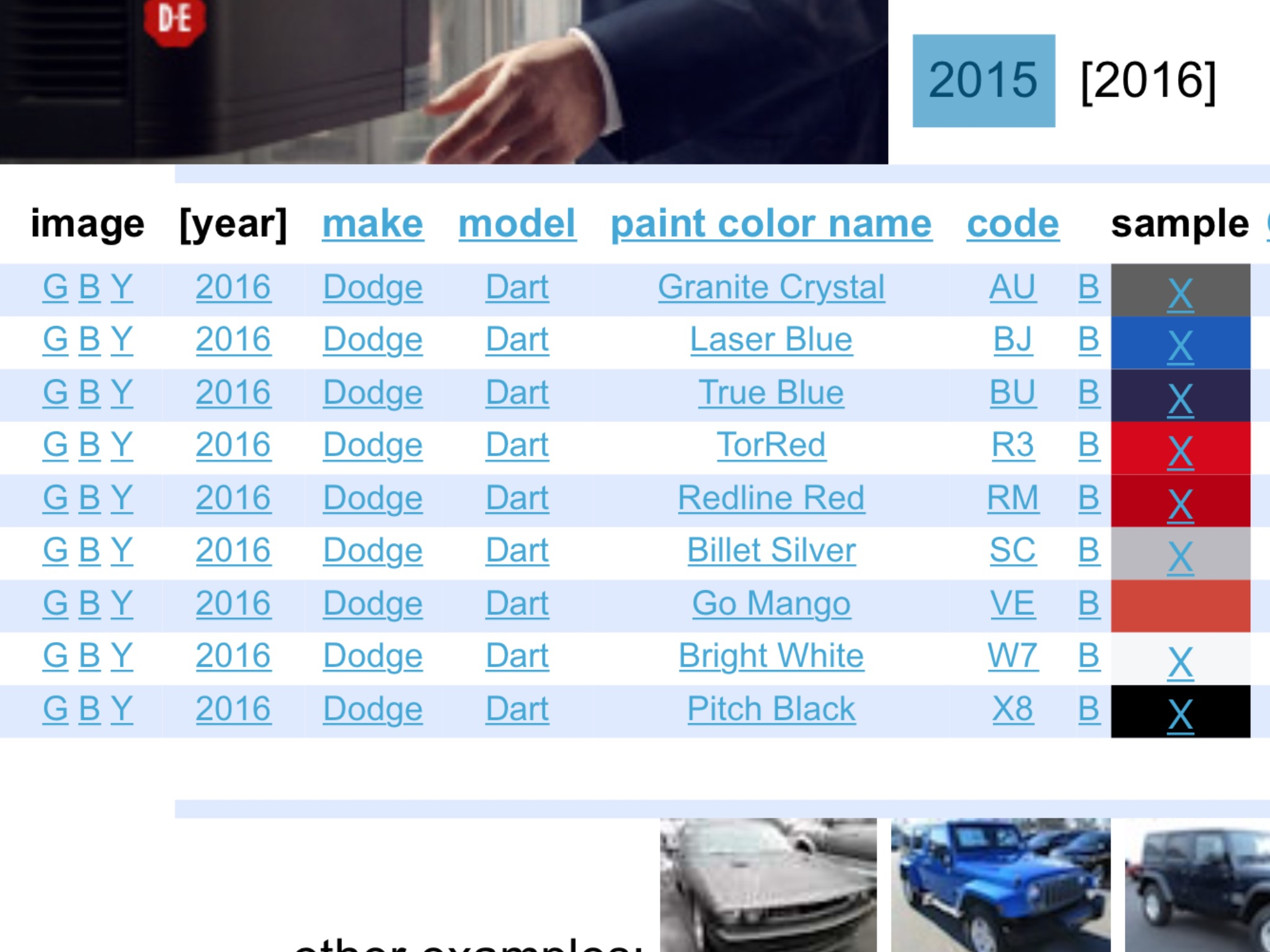 True Blue Paint Color 2016my Go Mango Pearl In The Flesh Page 5 Srt Hellcat Forum