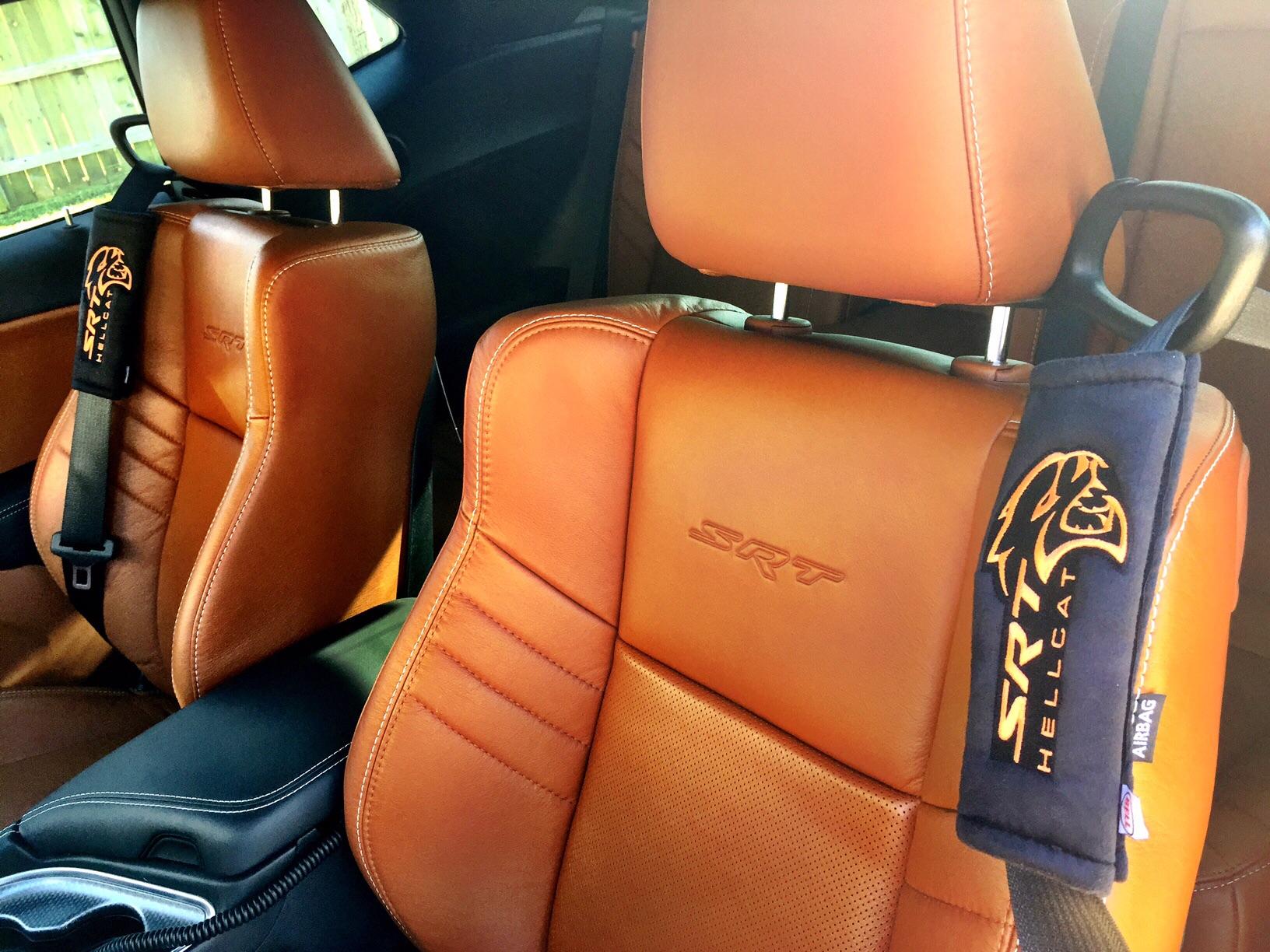vehicle challenger srt hellcat imagejpg - 2015 Dodge Challenger Srt Hellcat Sepia Laguna Leather