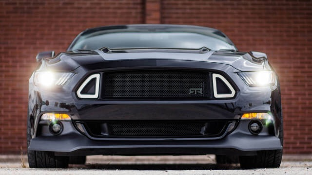 2015 Ford Mustang RTR Revealed, Offers Up To 725 Horsepower | SRT ...