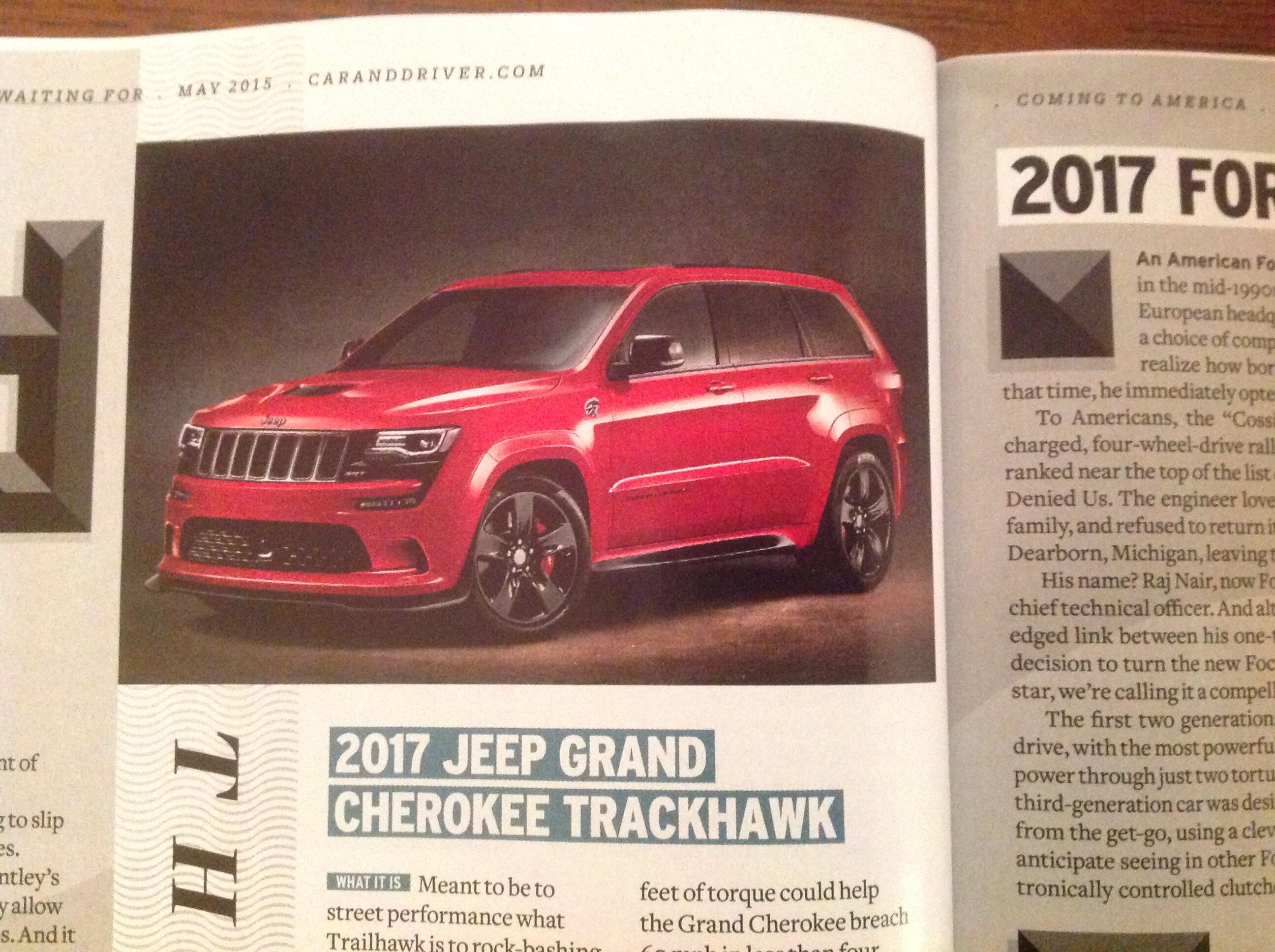 2017 Jeep Trackhawk
