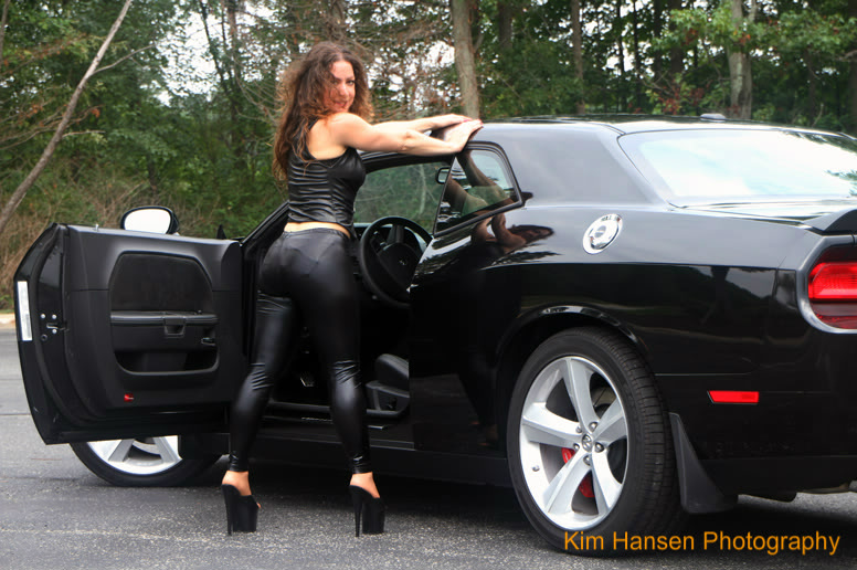 Necessary words... Dodge charger hot girls are mistaken