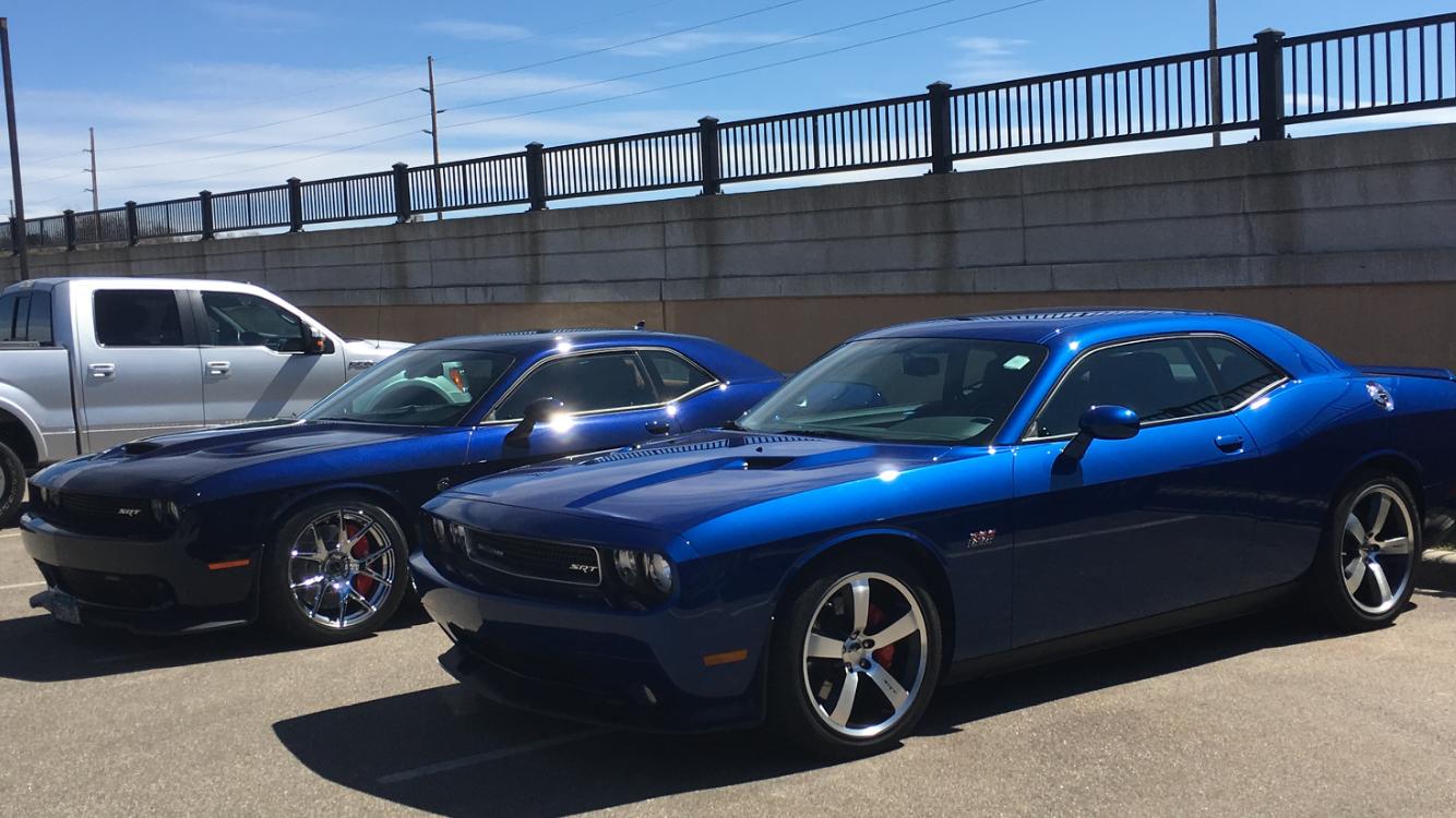 Dodge Challenger Hellcat Blue >> Indigo Blue | SRT Hellcat Forum