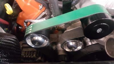 Hellcat idler pulley kit | SRT Hellcat Forum