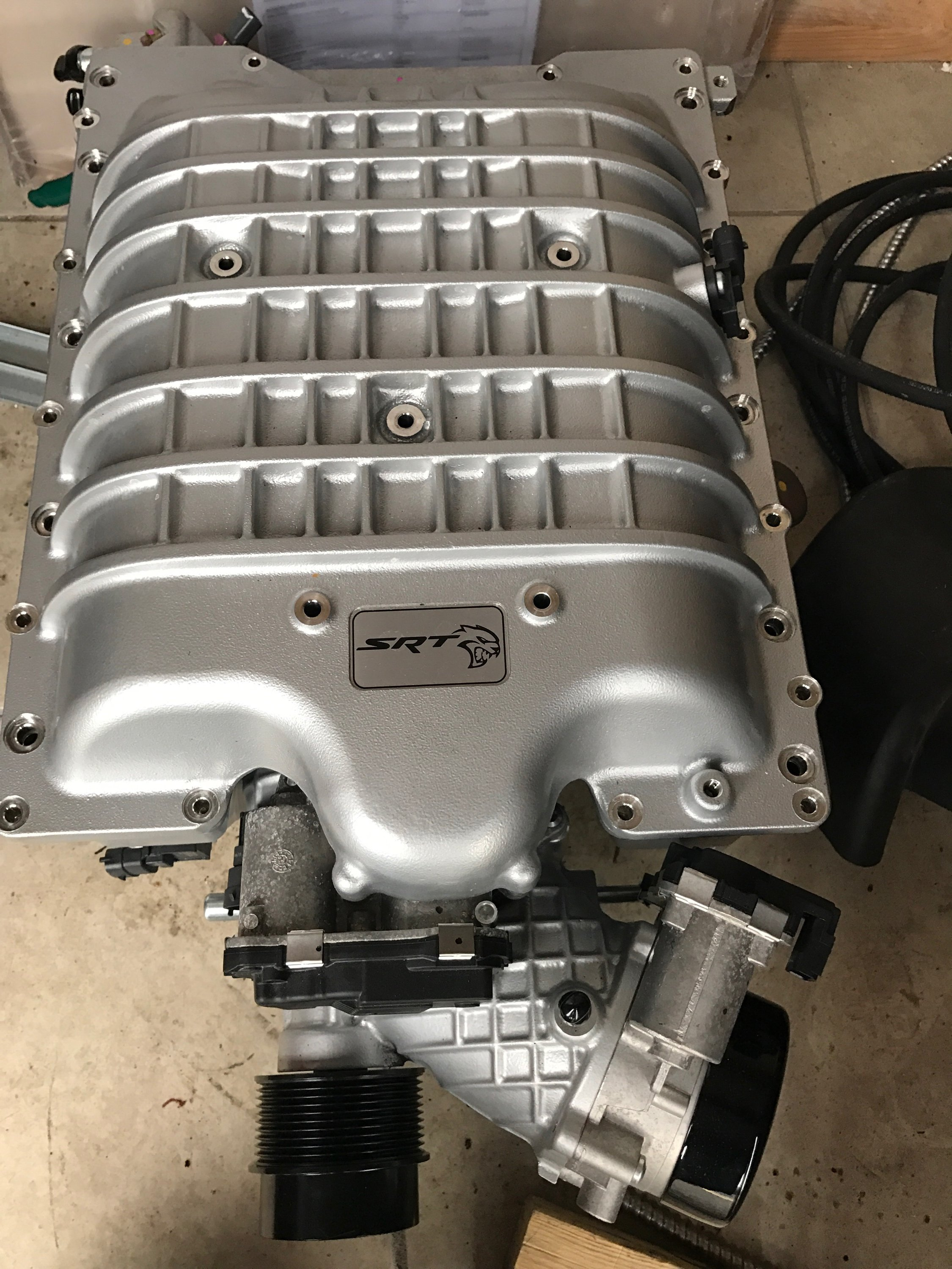 Whipple 4.5L Intercooled Supercharger (Tuner Kit) | Page 7 ...