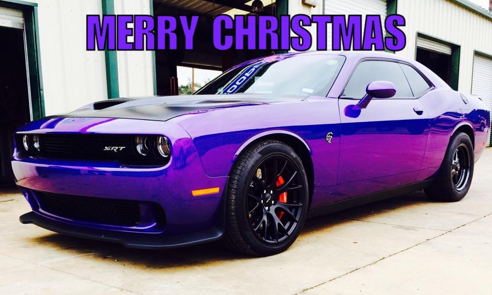 Merry Christmas Srt Hellcat Forum