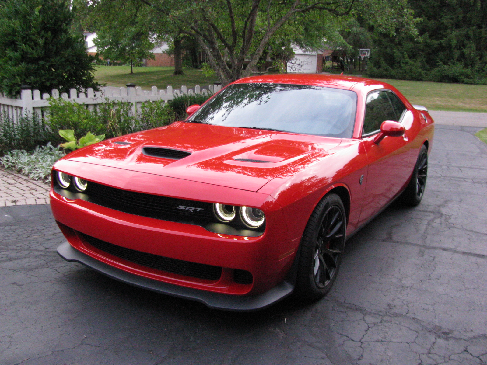 For Sale 2015 Challenger SRT Hellcat 4300 miles flawless condition