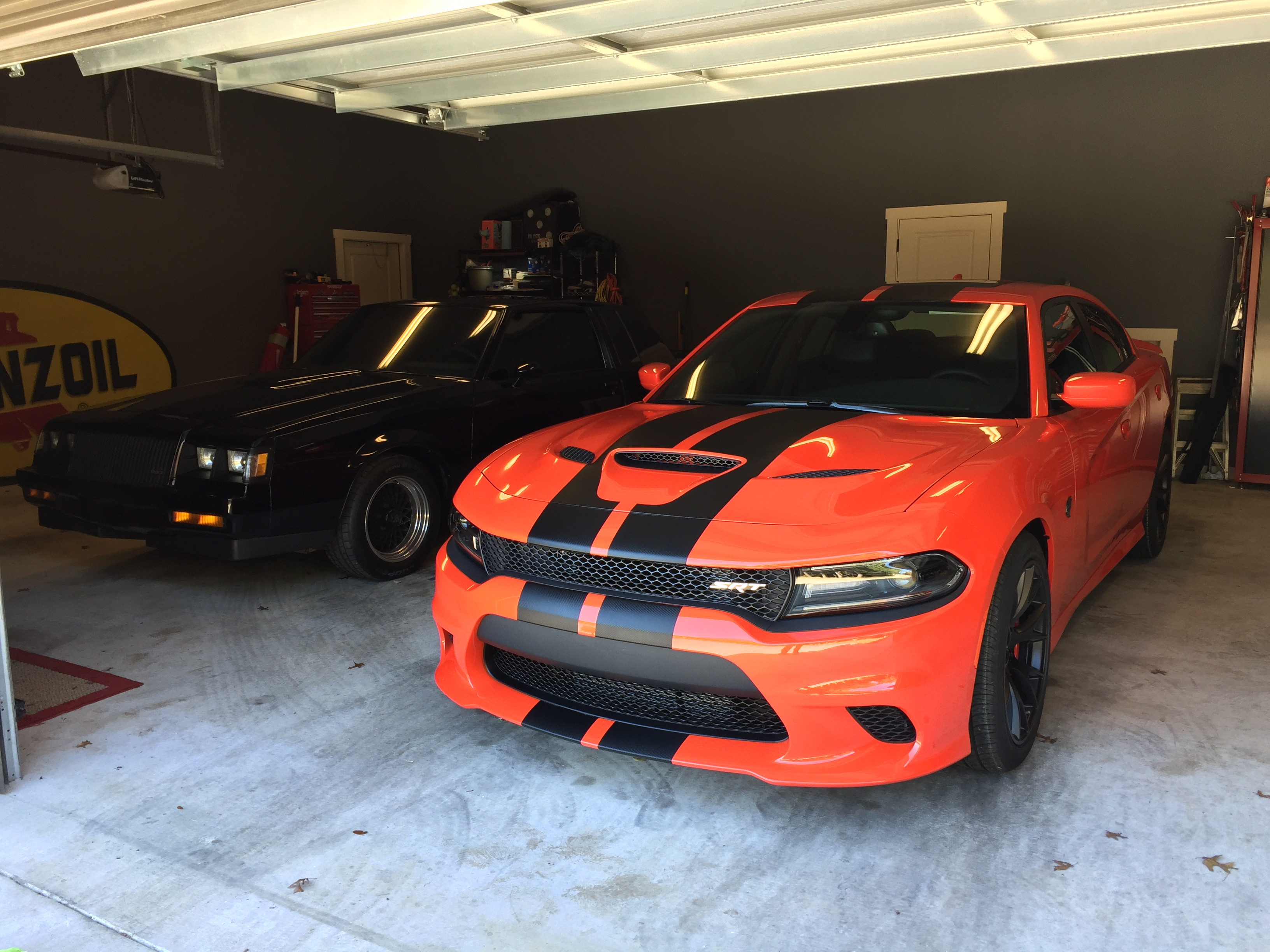 Go Mango Charger in Central Texas