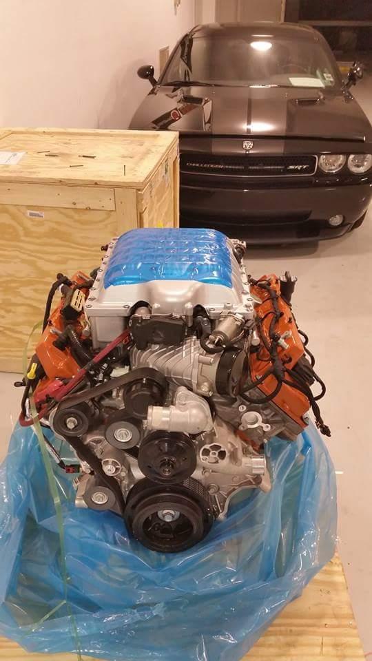Hellcat Crate Engine | SRT Hellcat Forum