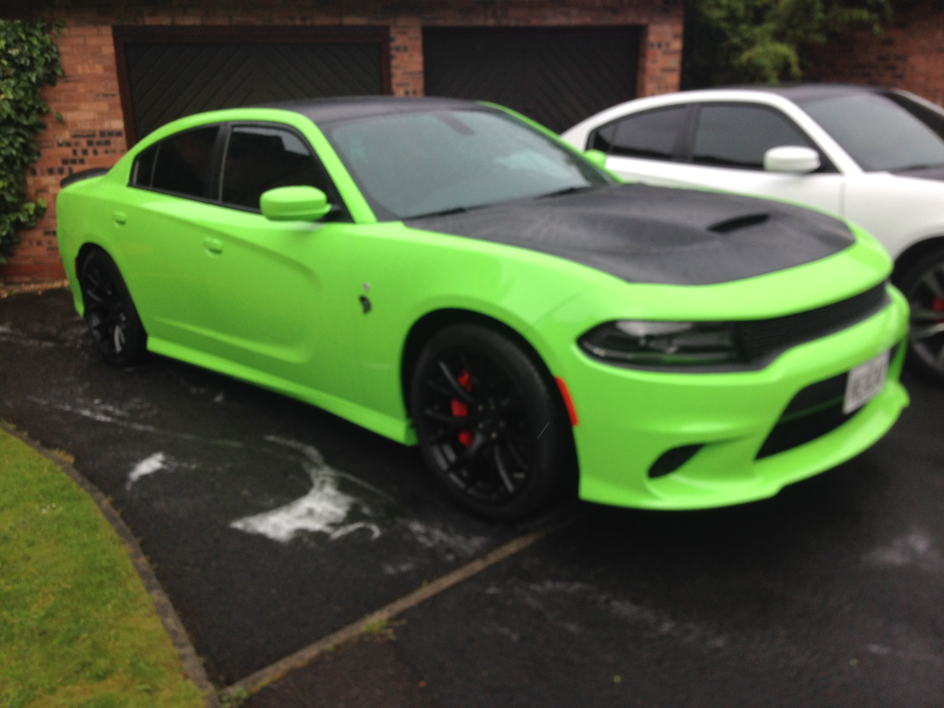 2016 charger green gallery