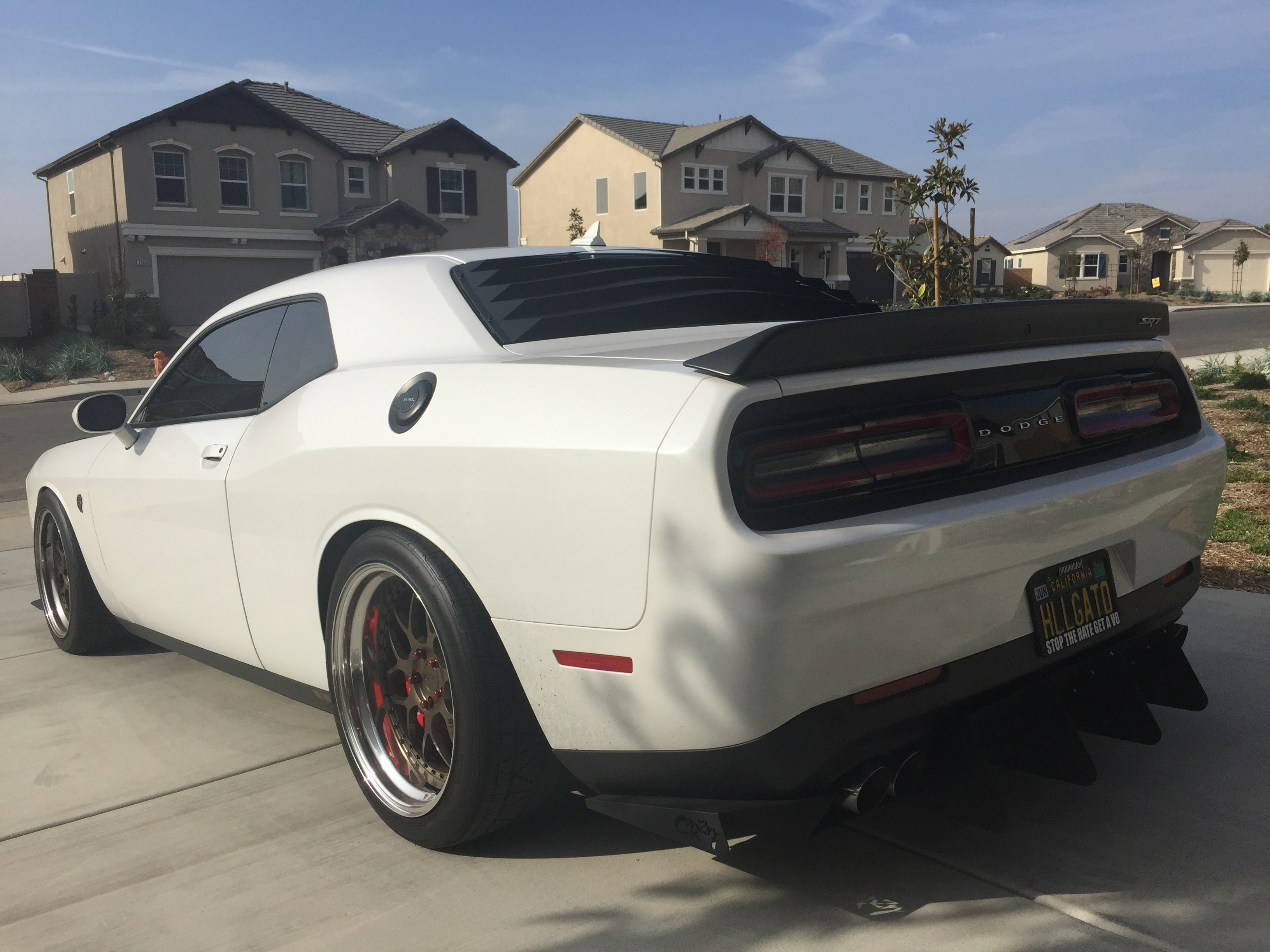 Ivory White Tri Coat Pearl Challenger 3013 SOCAL Page 3
