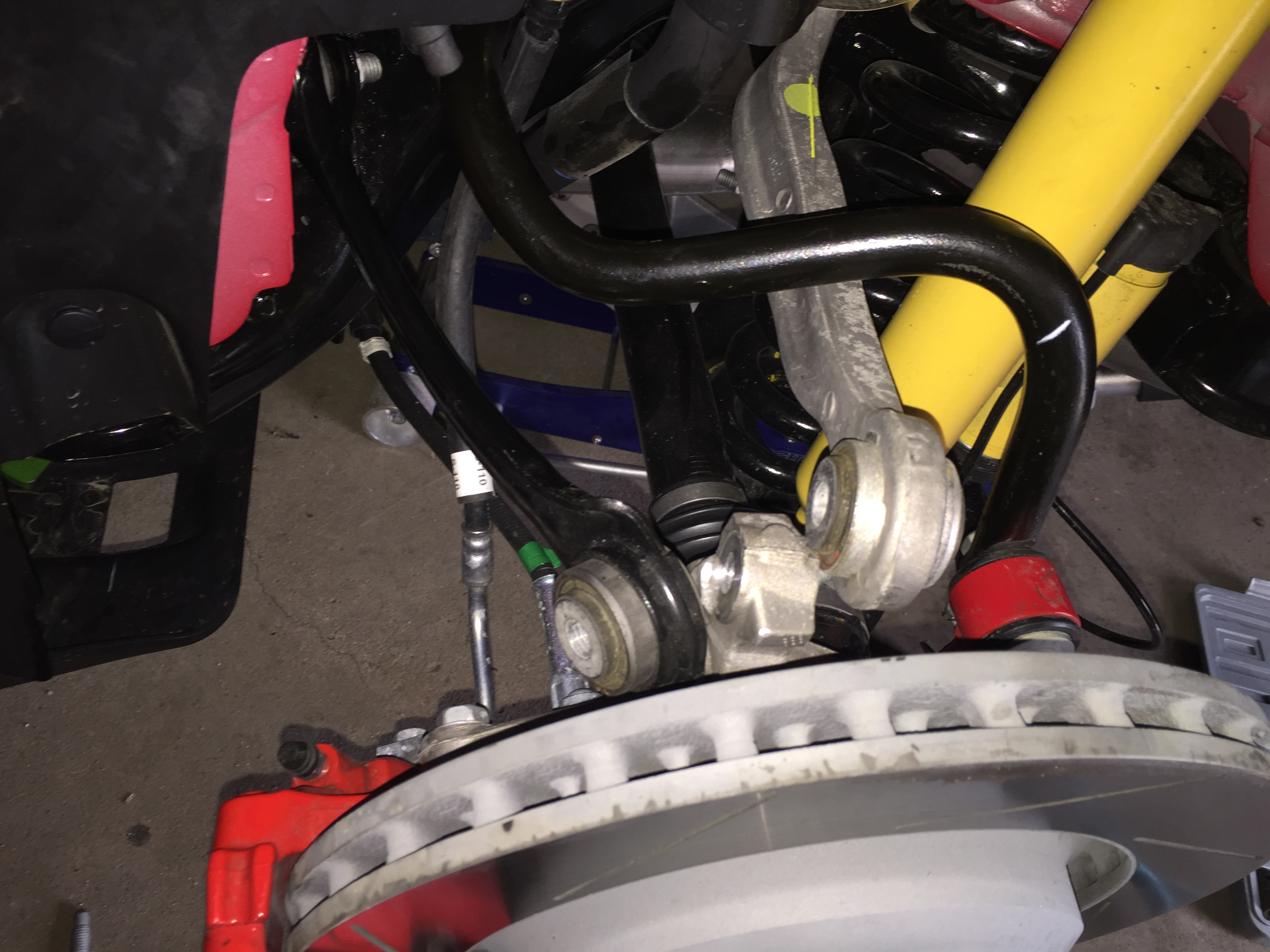 wheel hop issues srt hellcat forum