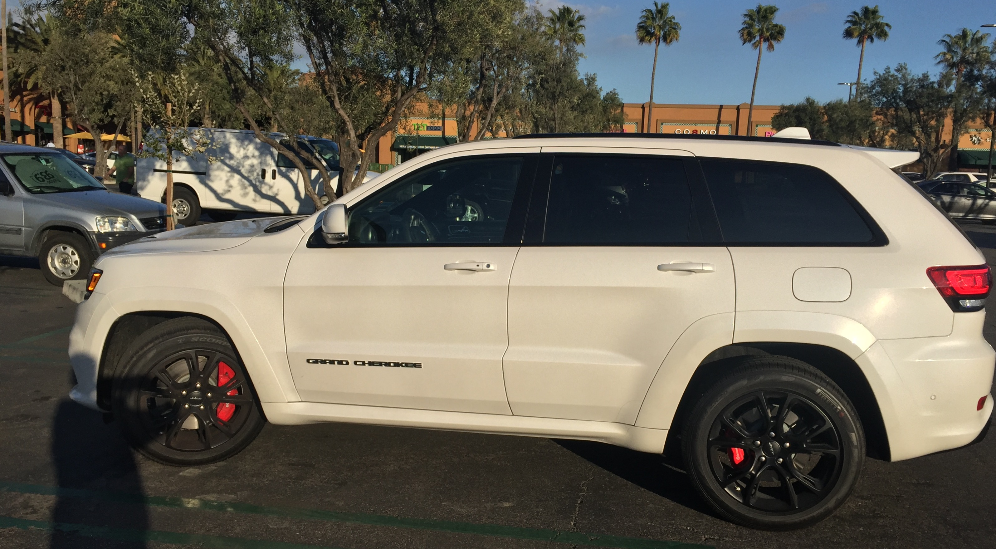 2017 Ram 1500 Srt Hellcat >> Let's see your other non-Hellcat Mopars | Page 10 | SRT Hellcat Forum