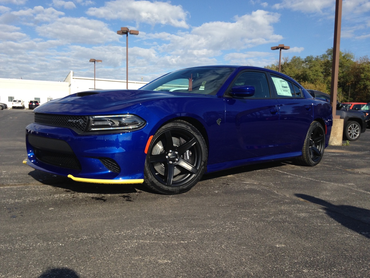 Dodge Charger Demon >> Indigo Blue | SRT Hellcat Forum