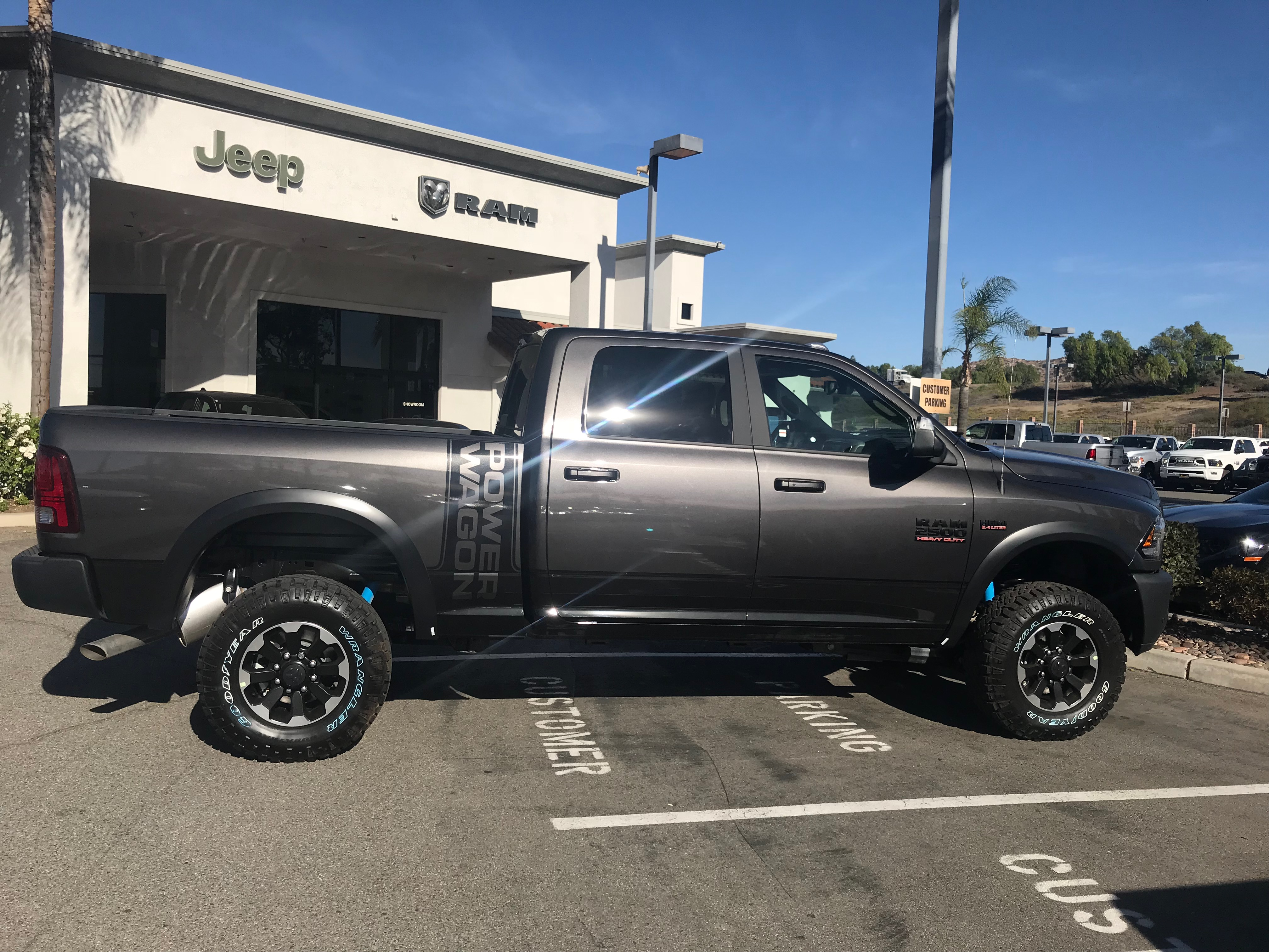 2015 Ram 2500 >> Thoughts on 2018 Power Wagon for pulling Demon | SRT Hellcat Forum