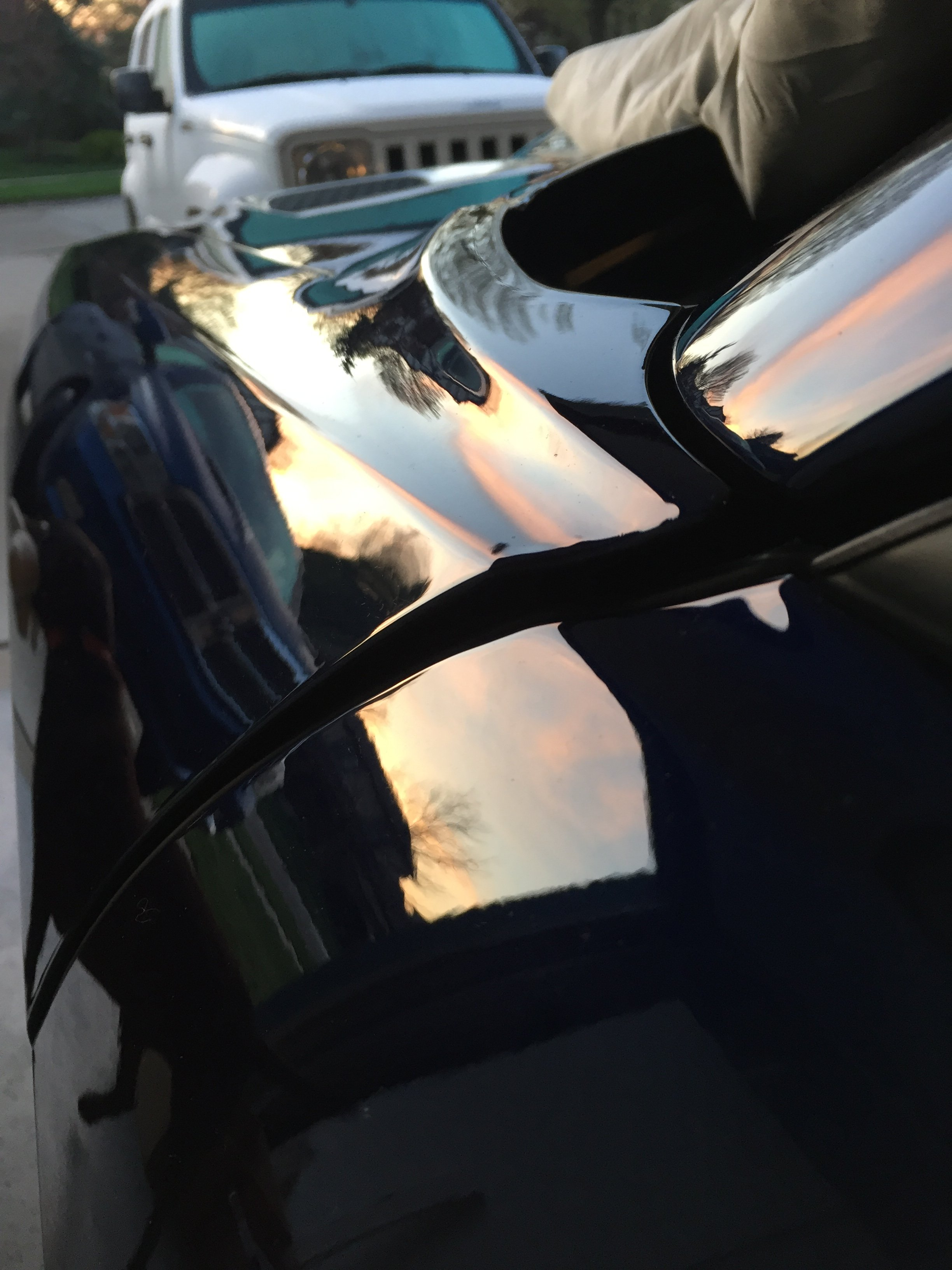 View attachment 41079 ... & BAD FACTORY HOOD DOOR FENDER ALIGNMENT ON DRIVERS SIDE | SRT ...