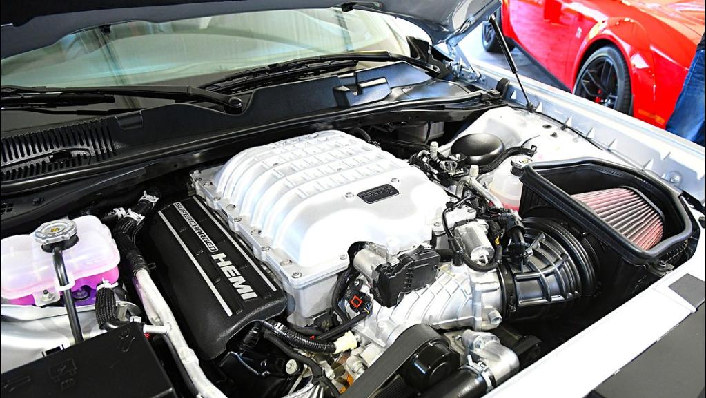 Redeye Supercharger Emblem | SRT Hellcat Forum