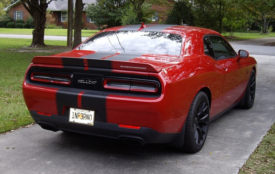 rear spoiler with body color srt hellcat forum rear spoiler with body color srt